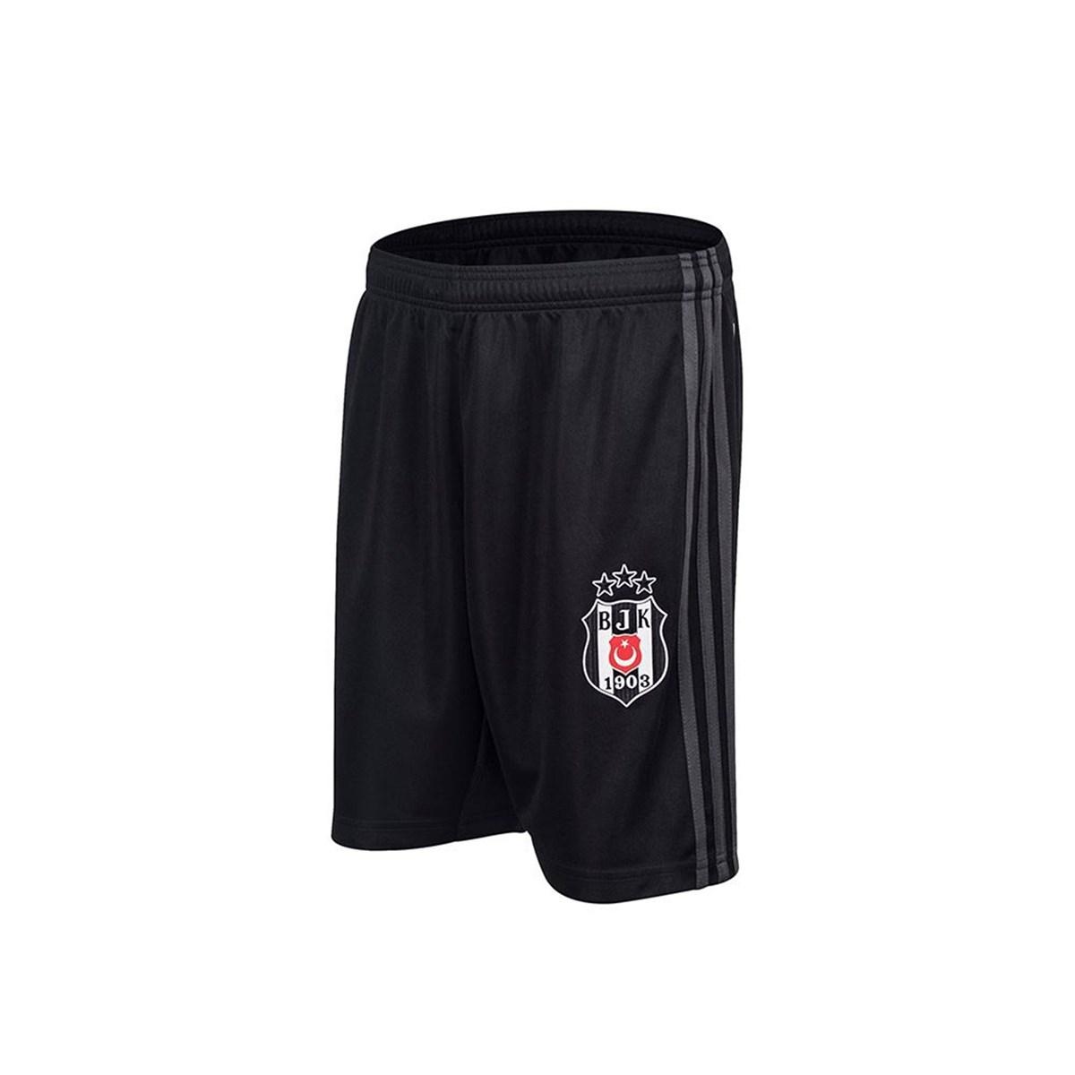 Beşiktaş 2019-20 Çocuk Siyah Deplasman Şortu