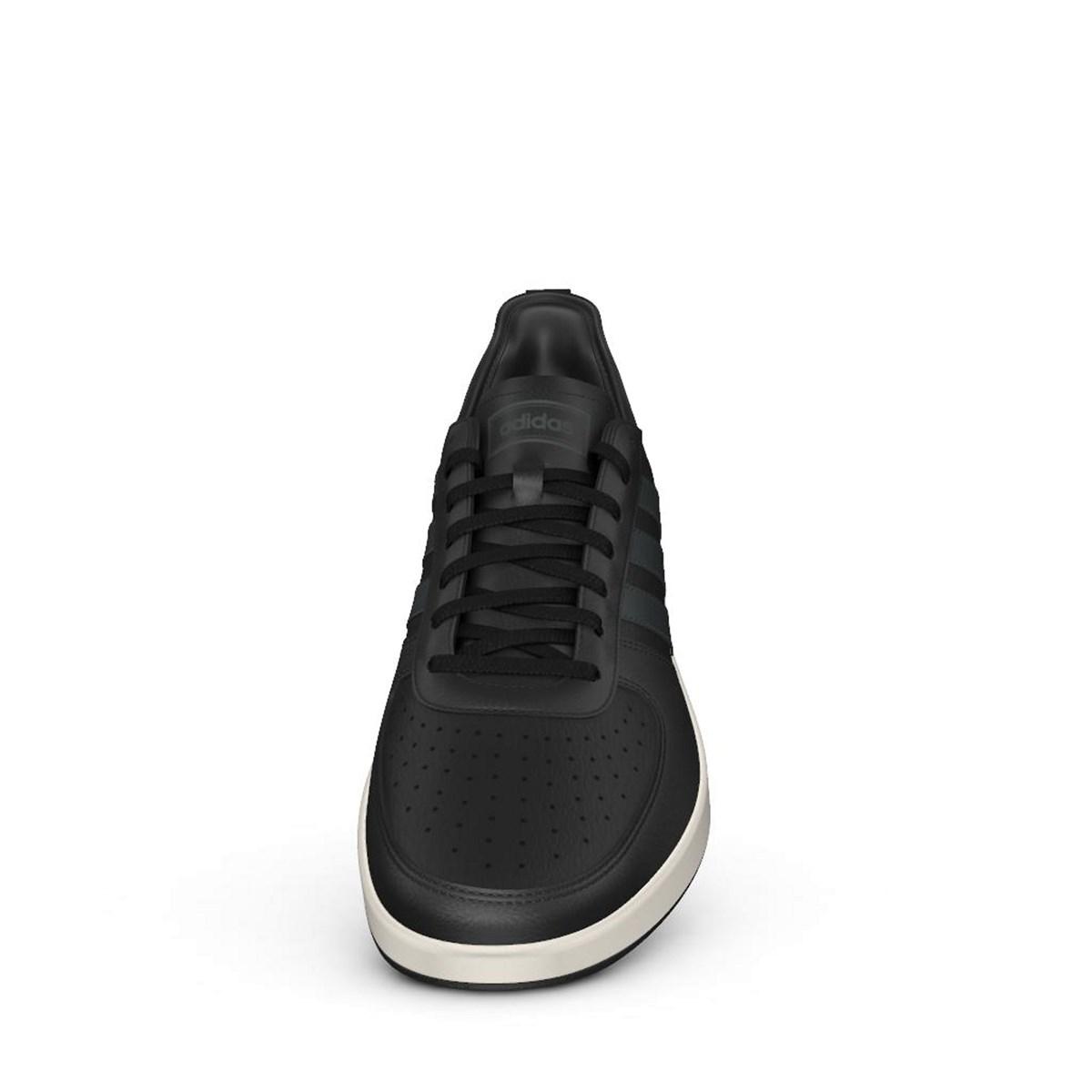 Court 80s Erkek Siyah Spor Ayakkabı
