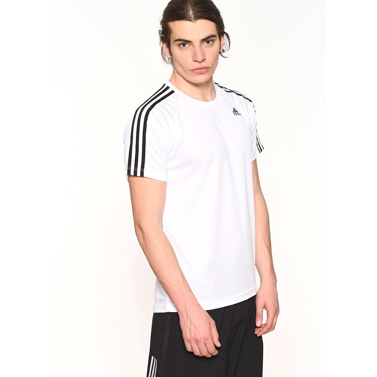 Design 2 Move Erkek Beyaz Tişört