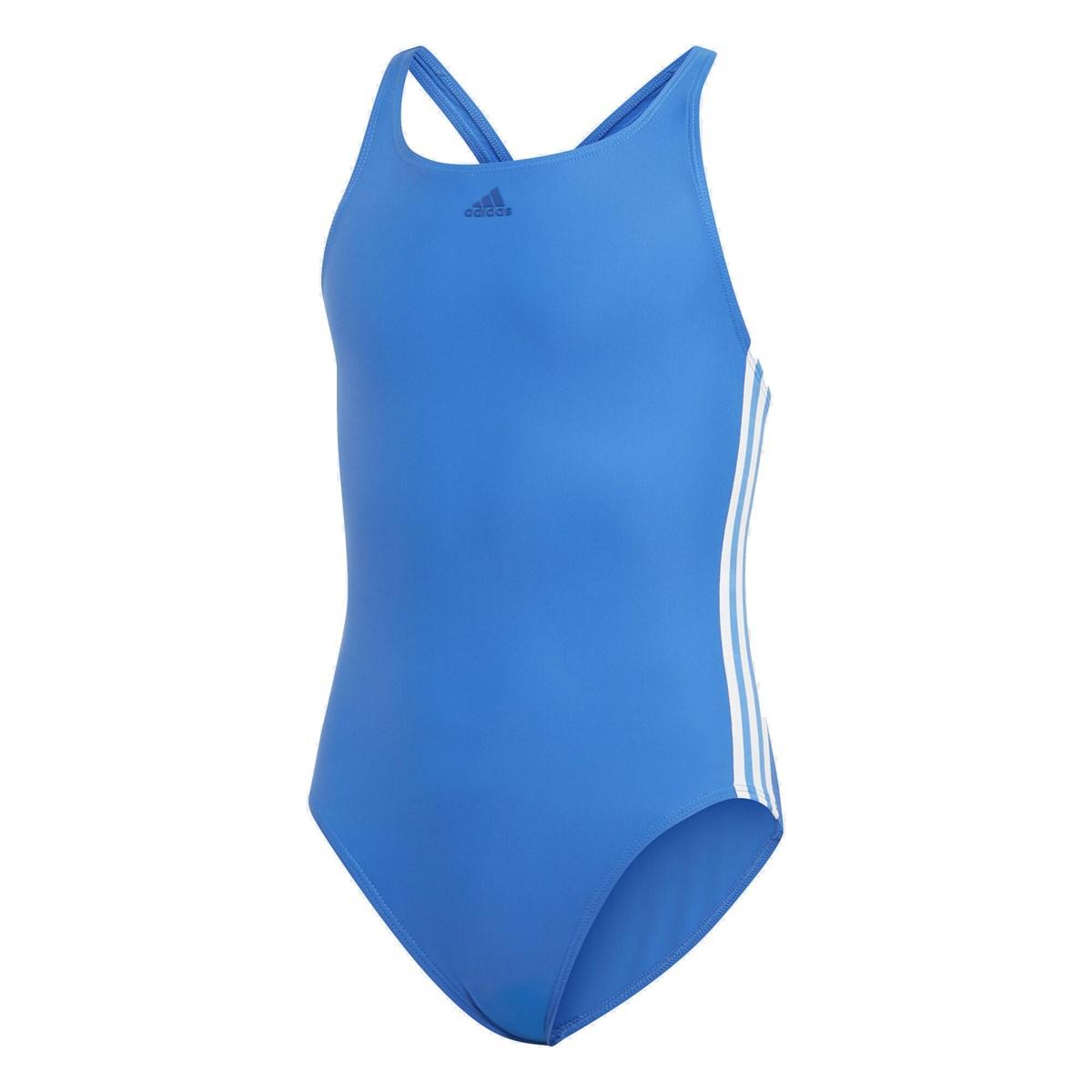 Fit Suit Çocuk Mavi Yüzücü Mayosu (DY5924)