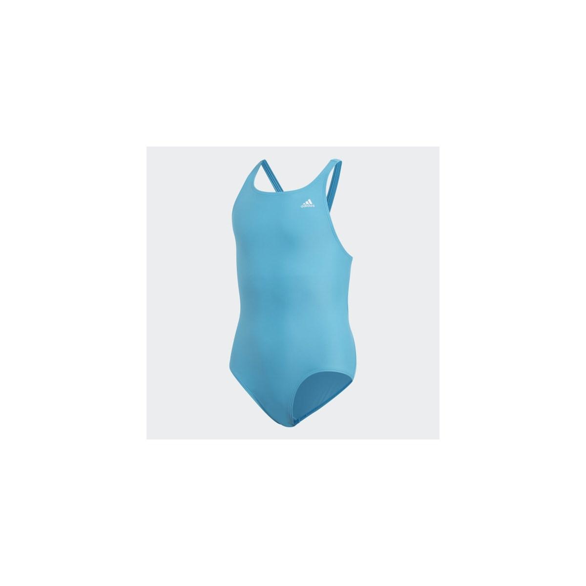 Fit Suit Çocuk Turkuaz Yüzücü Mayosu (FL8664)