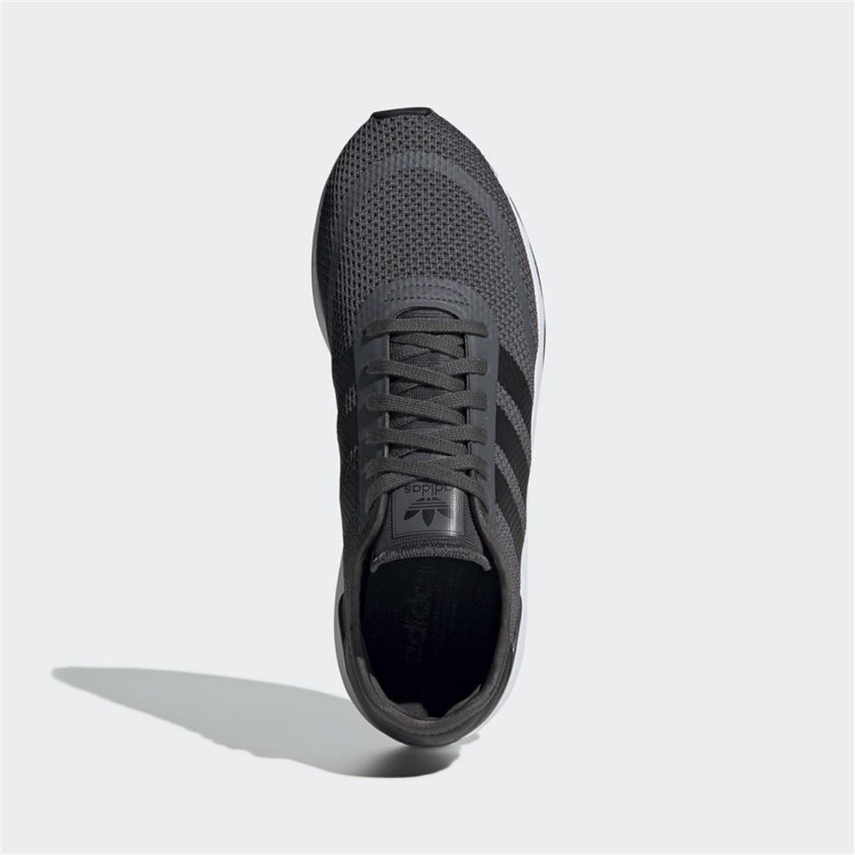 N-5923 Erkek Gri Spor Ayakkabı (BD7819)