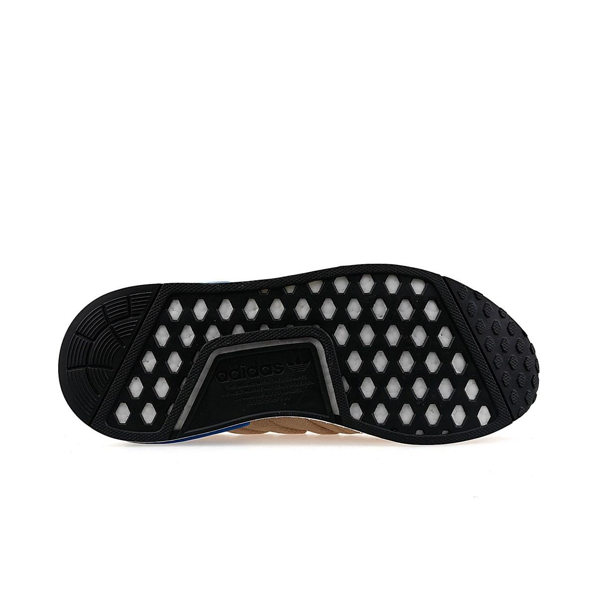 adidas NMD_R1 Erkek Bej Spor Ayakkabı (EE5101)