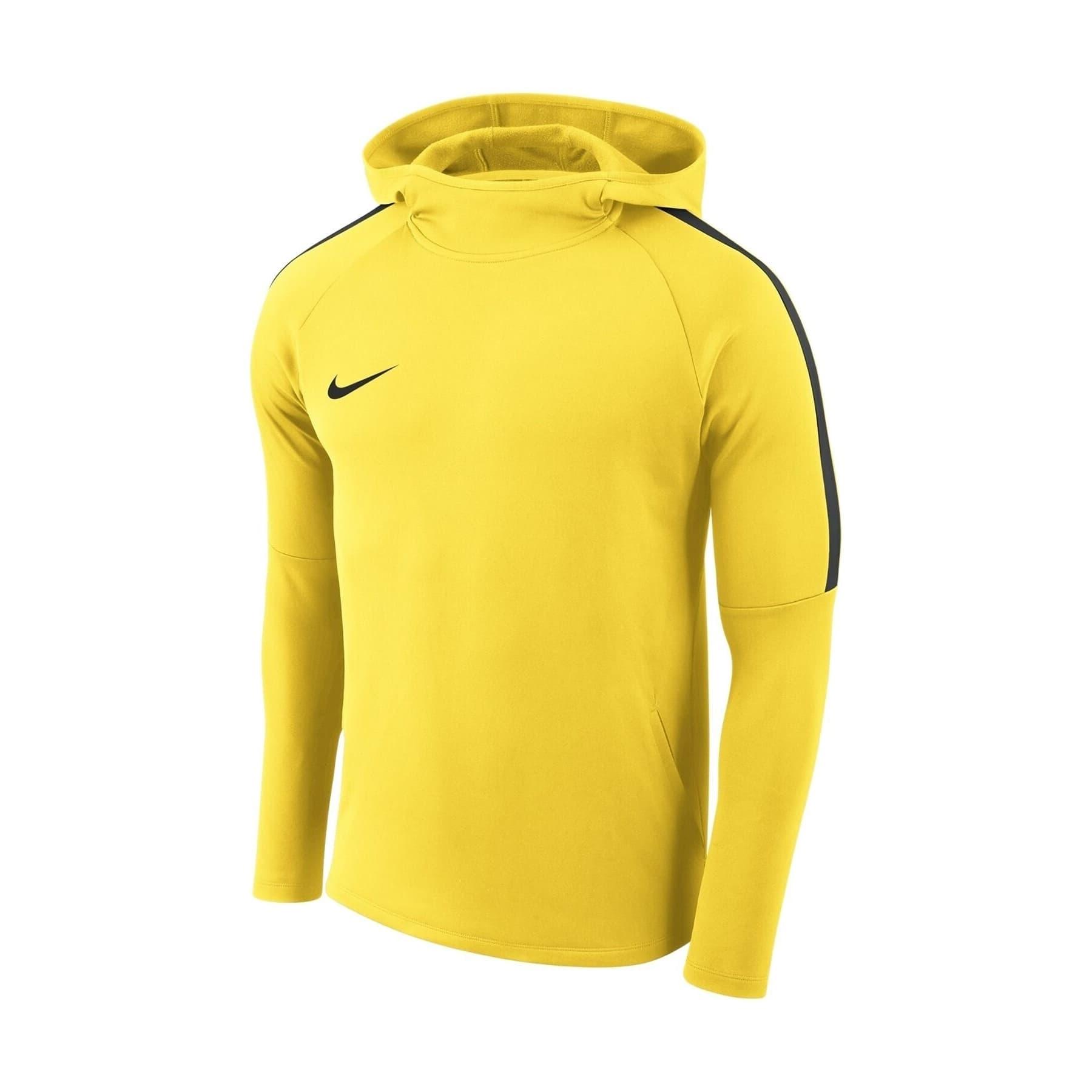 Dry Academy 18 Erkek Sarı Sweatshirt (AH9608-719)