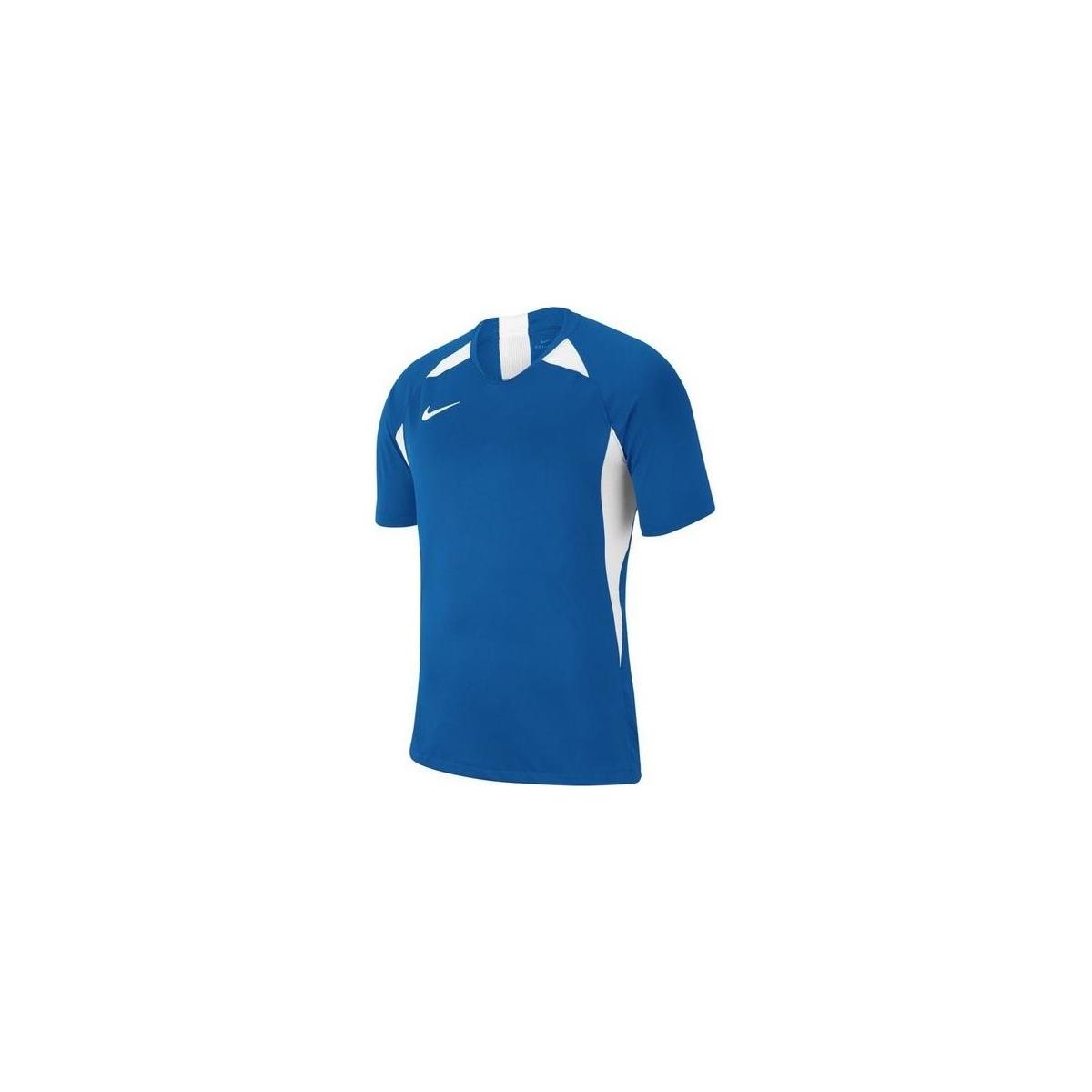 Dri-Fit Legend Erkek Mavi Futbol Forma (AJ0998-463)