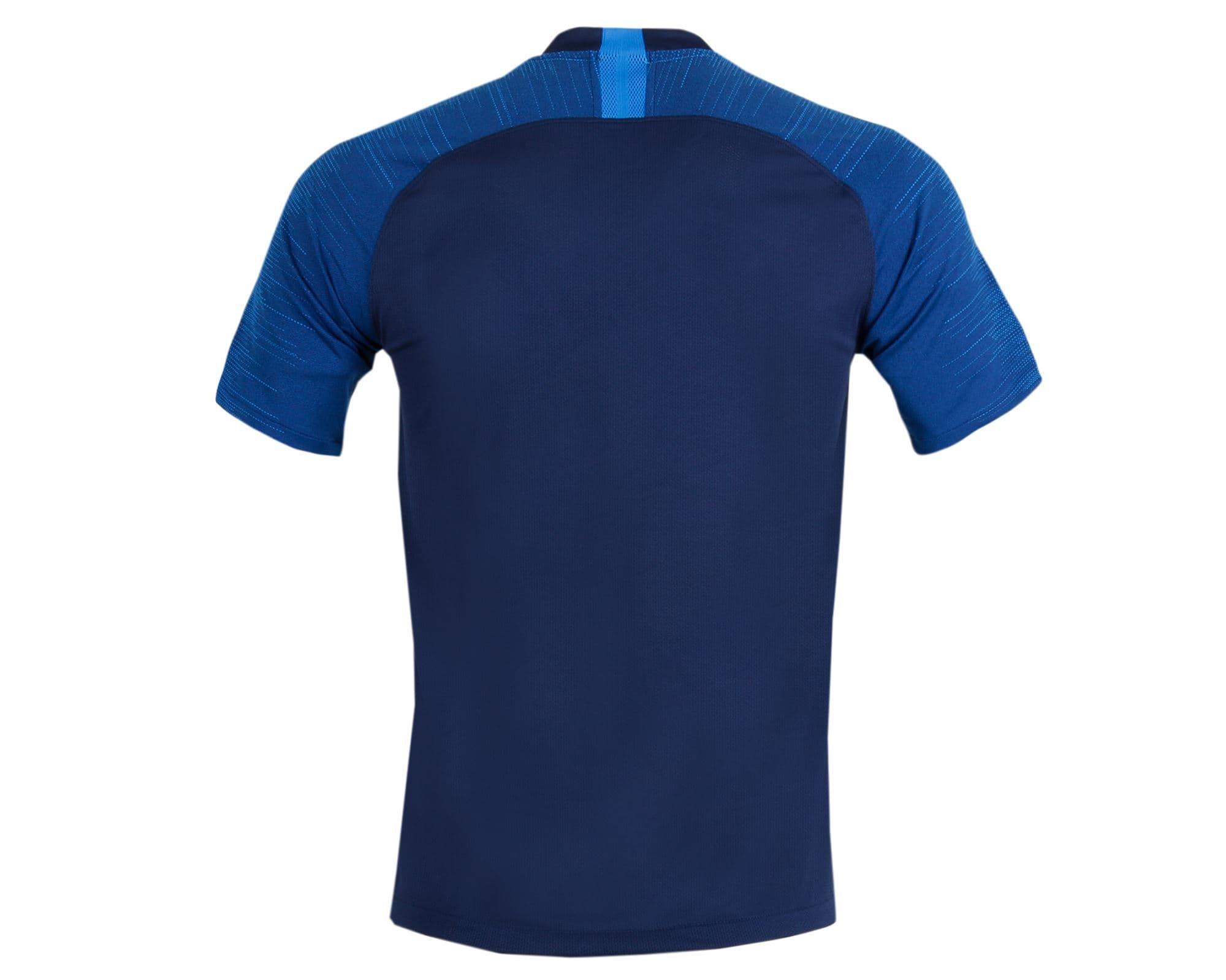 Dri-Fit Strike Erkek Mavi Futbol Forma (AJ1018-410)