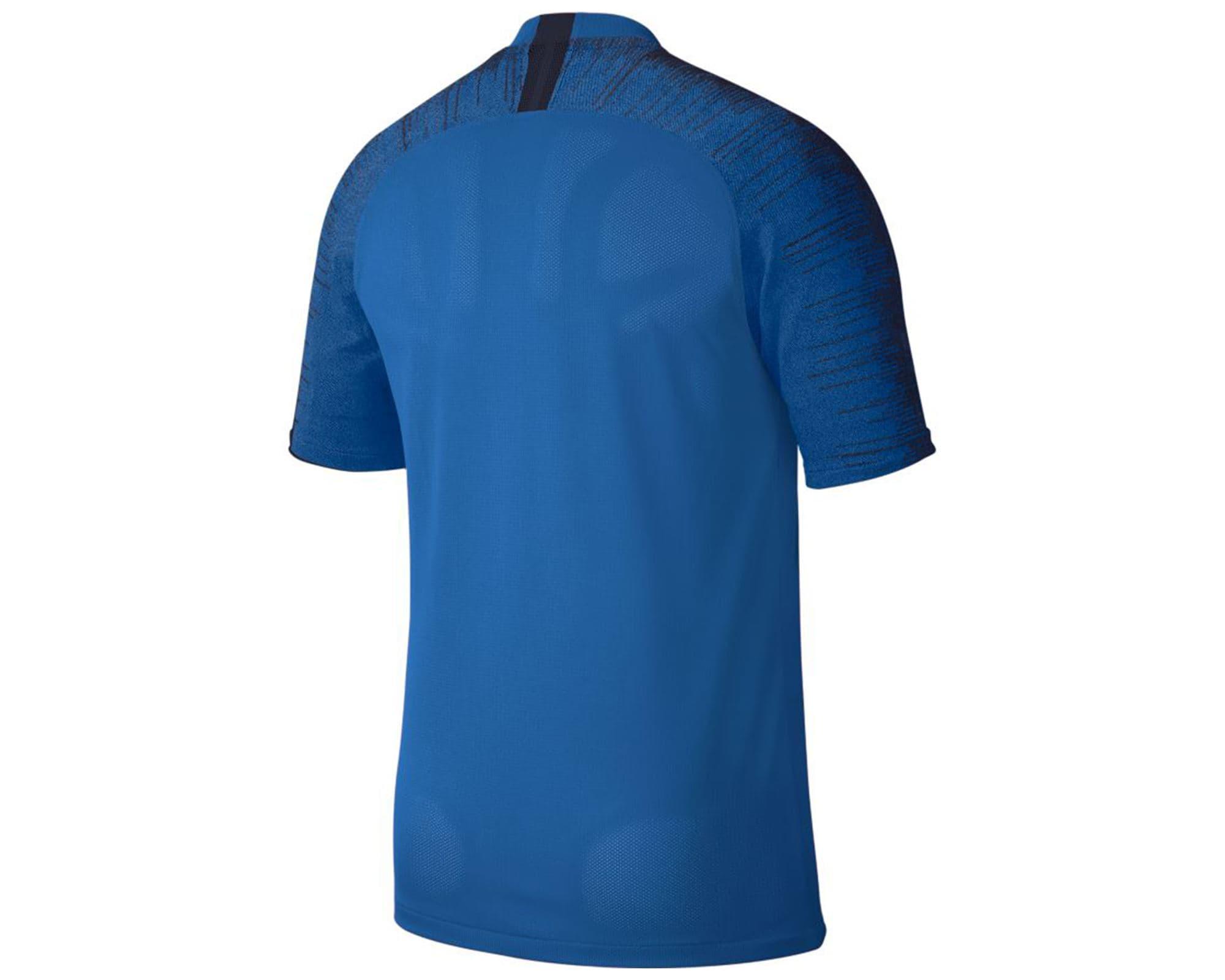 Dri-Fit Strike Erkek Mavi Futbol Forma (AJ1018-463)