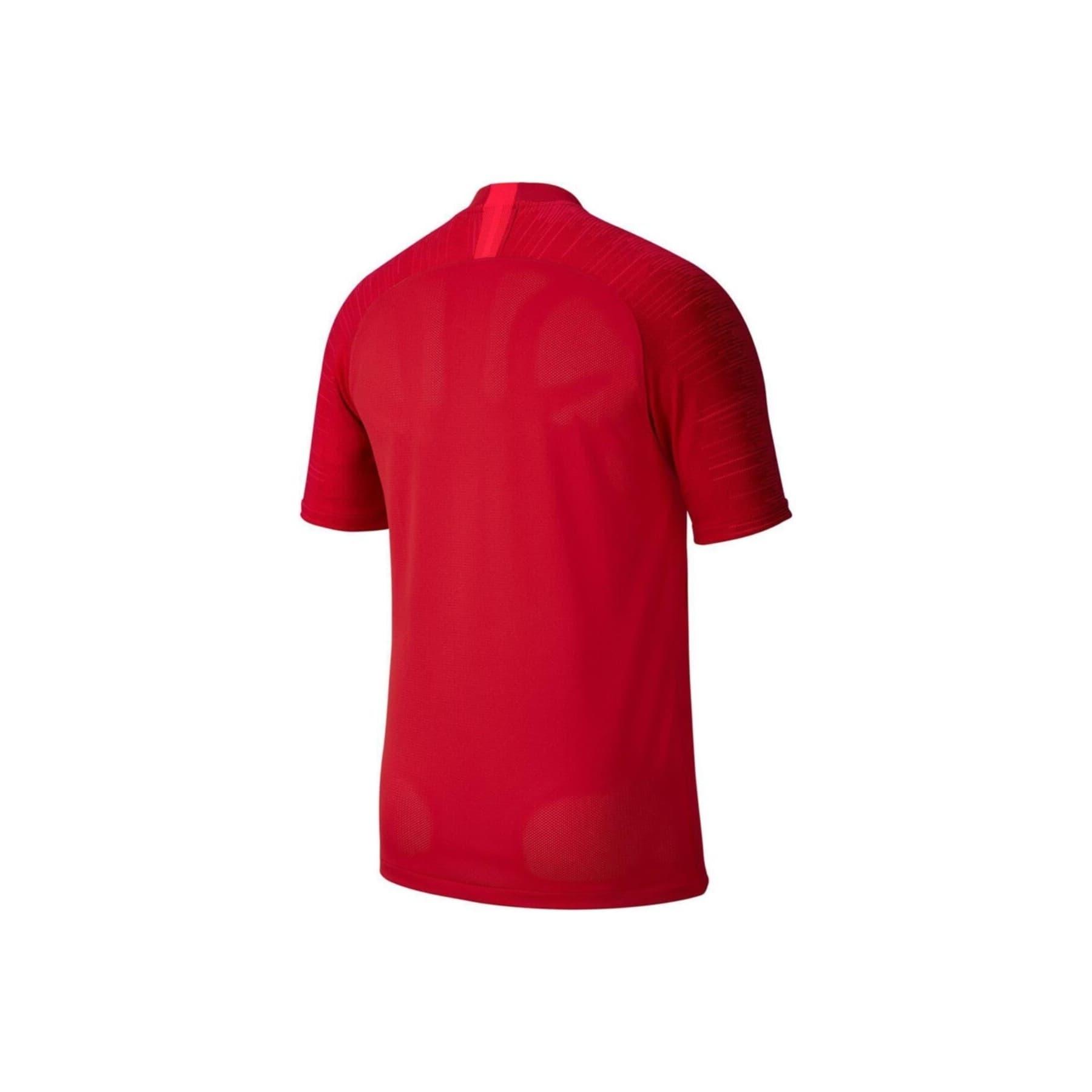 Dri-Fit Strike Erkek Kırmızı Futbol Forma (AJ1018-657)