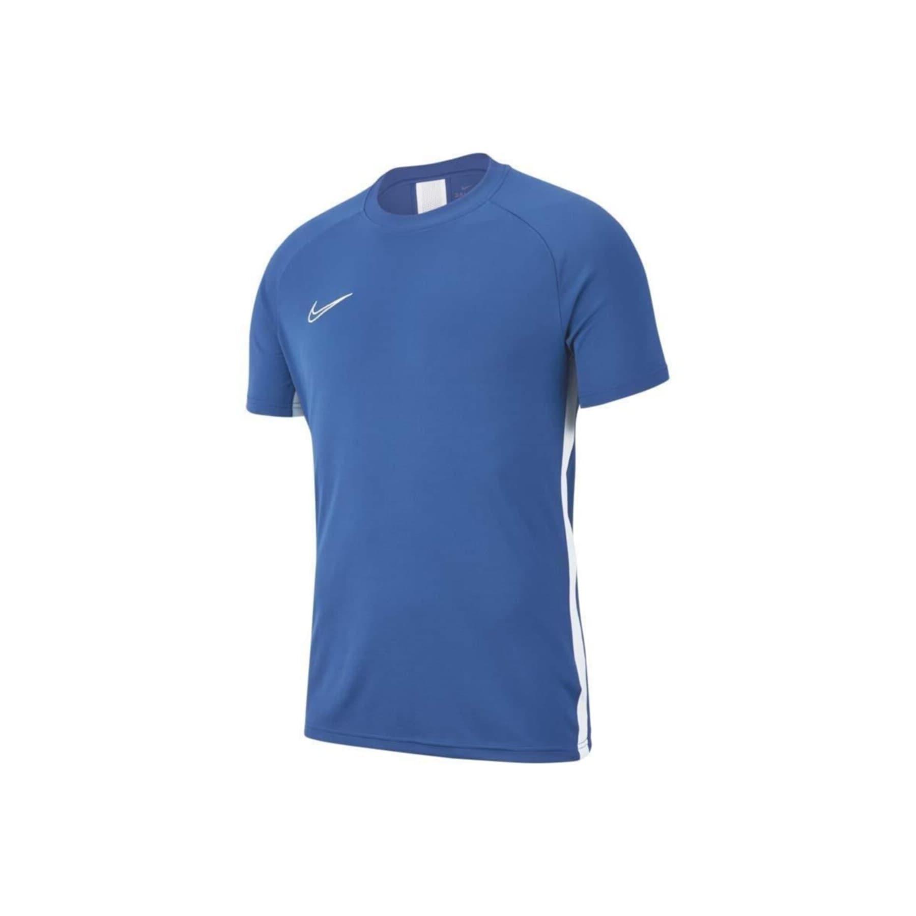 Dry Academy 19 Erkek Mavi Polo Tişört (AJ9088-404)