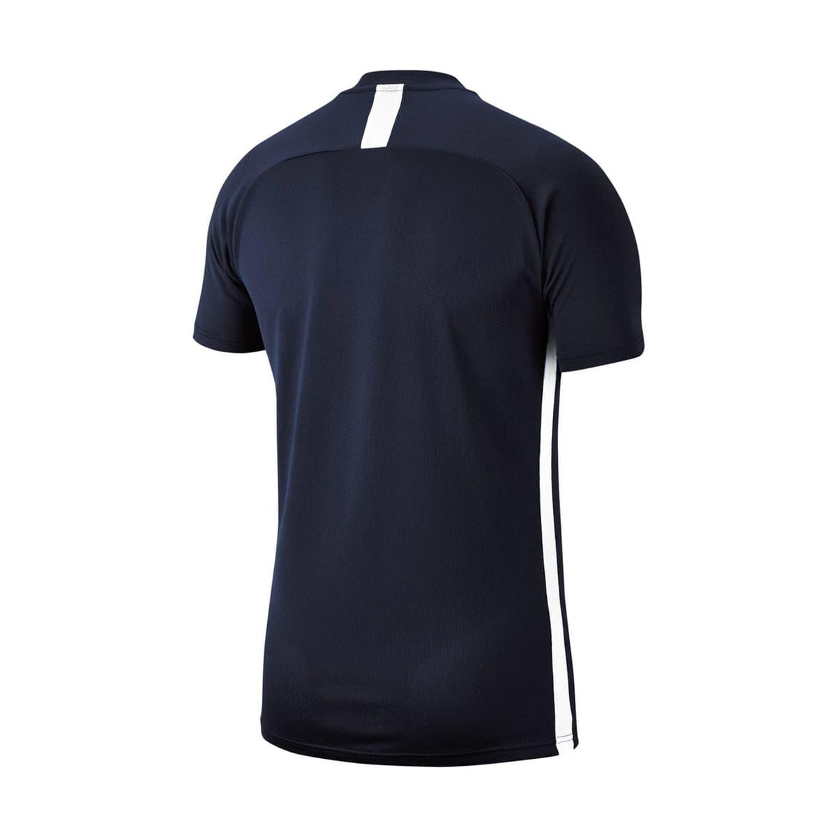 Dry Academy 19 Erkek Lacivert Futbol Tişört (AJ9088-451)