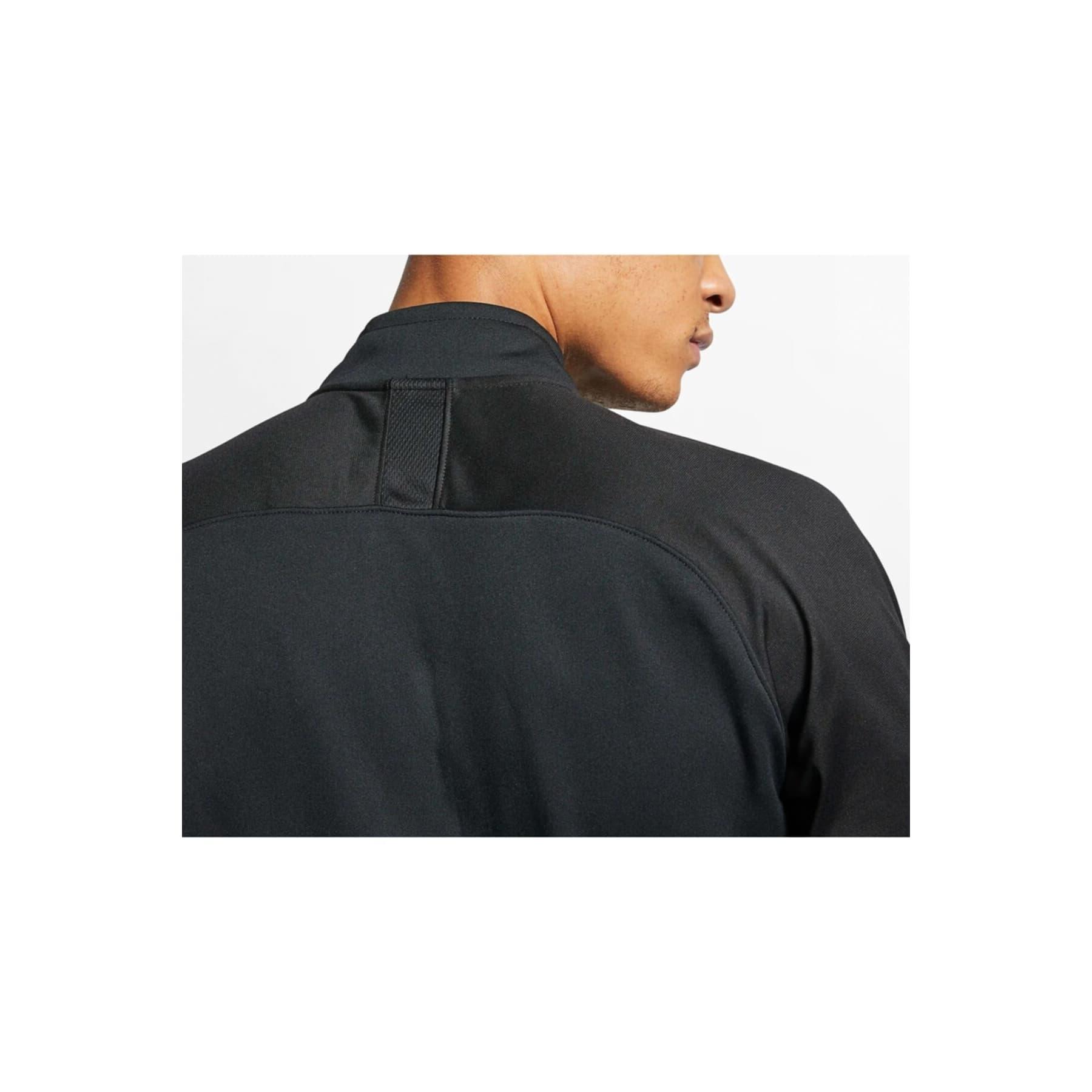 Dry Academy Erkek Siyah Antrenman Üstü (AJ9708-011)