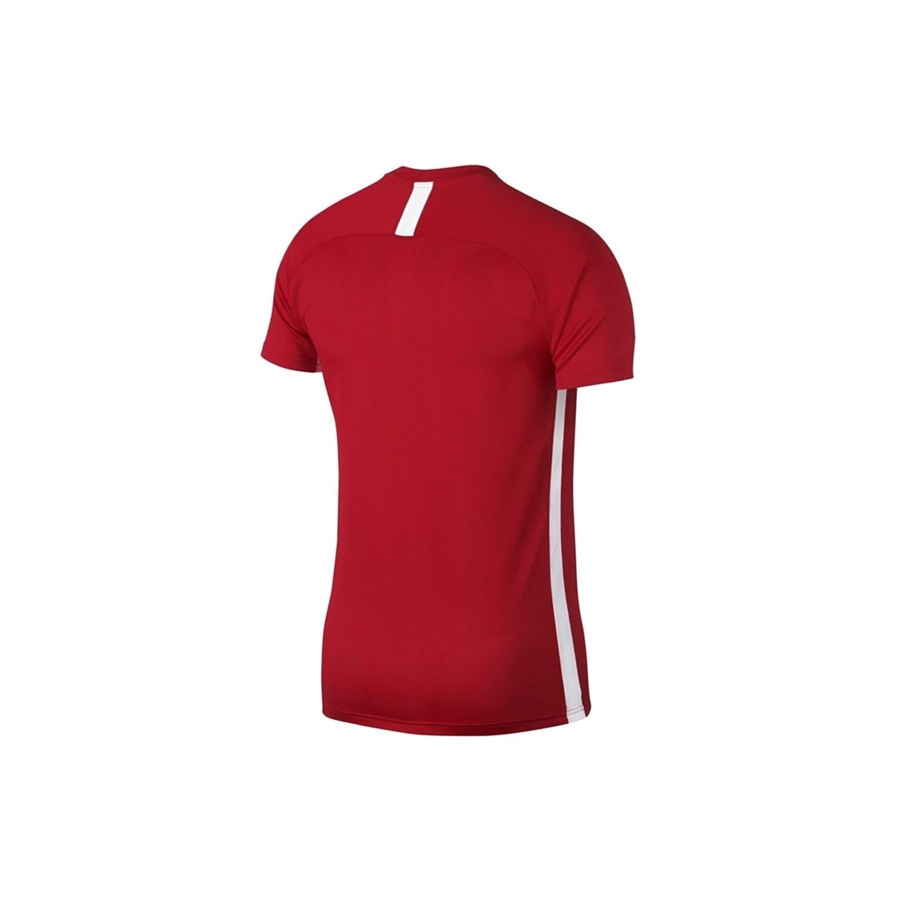 Dry Academy Erkek Kırmızı Futbol Tişört (AJ9996-657)