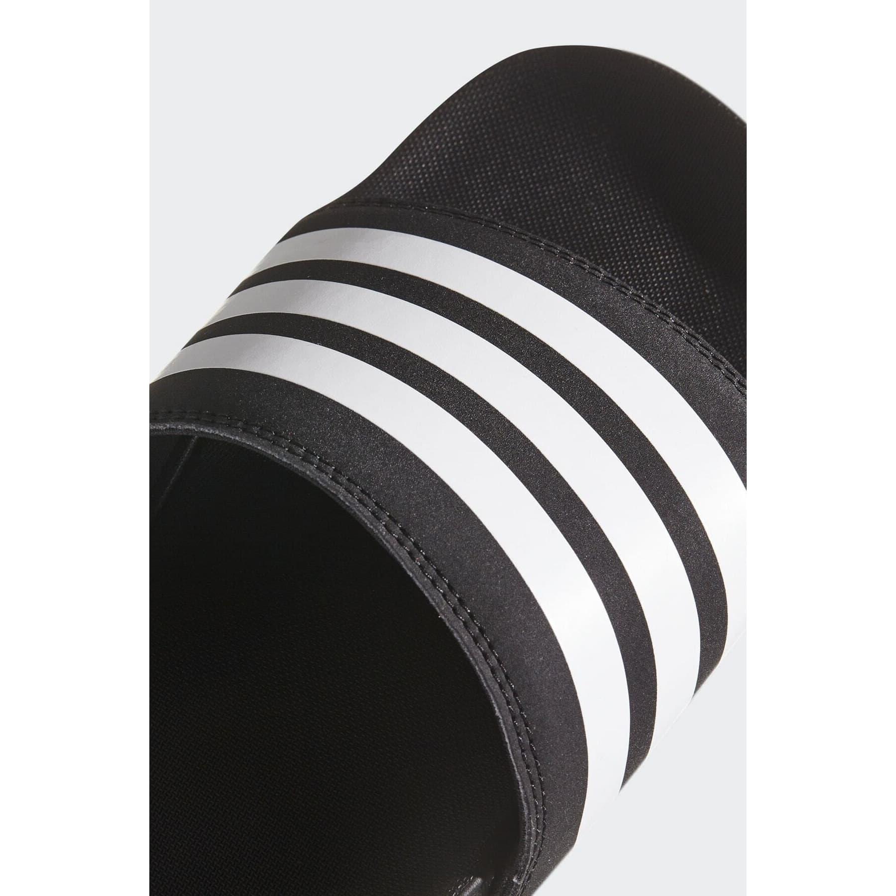 Adilette Cloudfoam Plus 3 Bantlı Siyah Terlik(AP9971)
