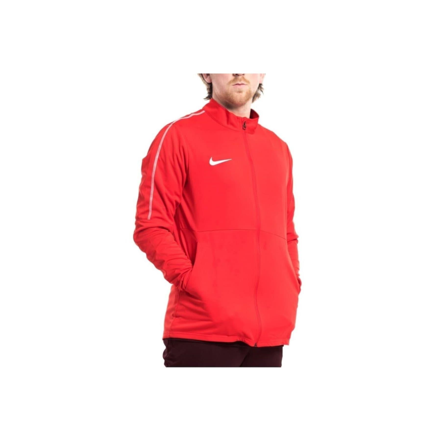 Dri-Fit Park 18 Erkek Kırmızı Eşofman Takımı (AQ5065-657)