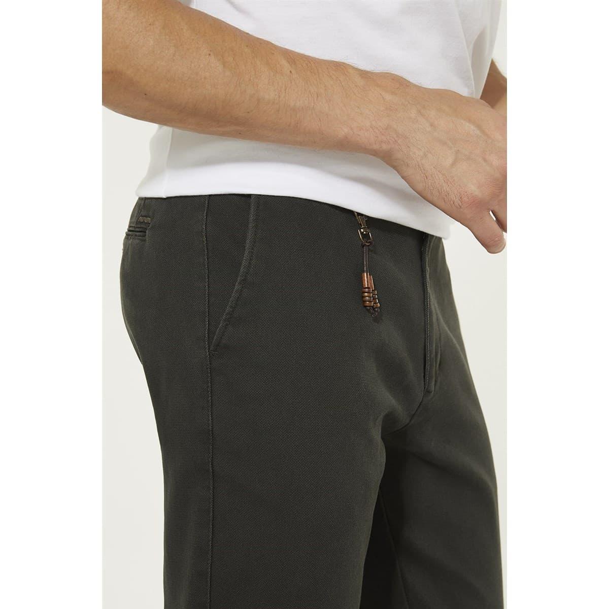Avva Haki Erkek Pantolon