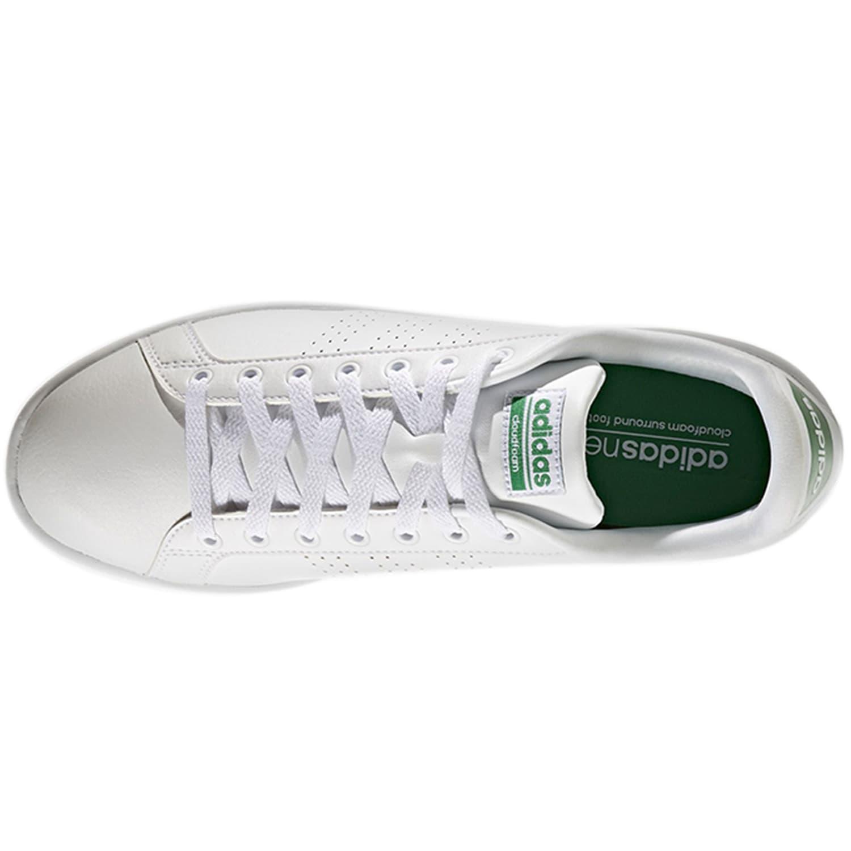 Cloudfoam Advantage Clean Erkek Beyaz Spor Ayakkabı
