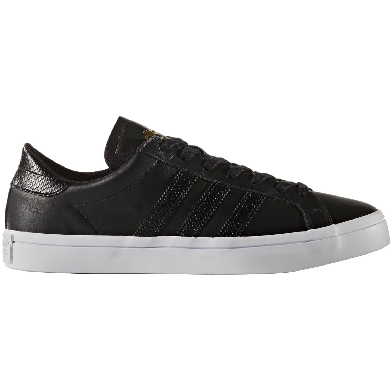Courtsmash Erkek Siyah Spor Ayakkabı