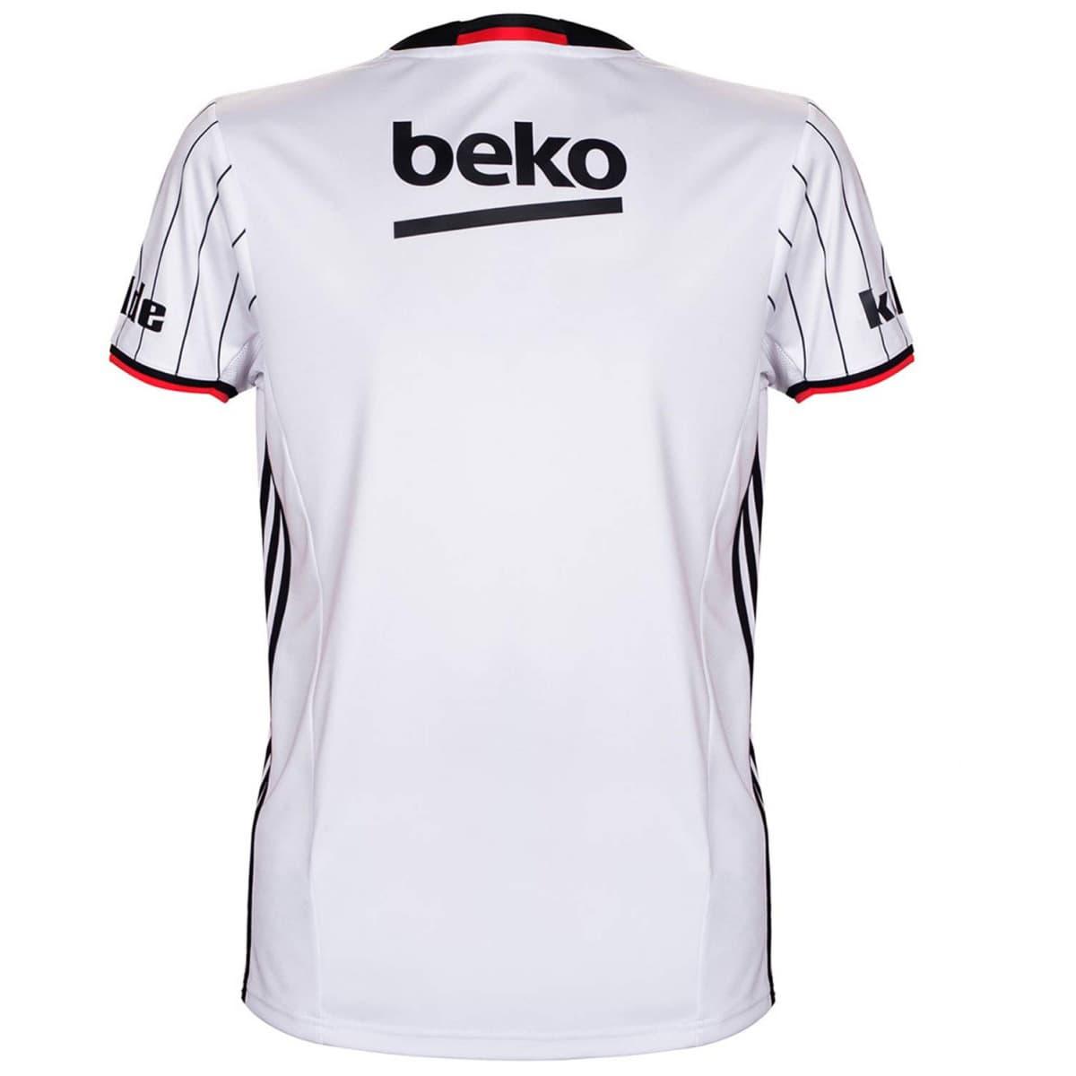 Beşiktaş 2016-17 Erkek Beyaz İç Saha Forması