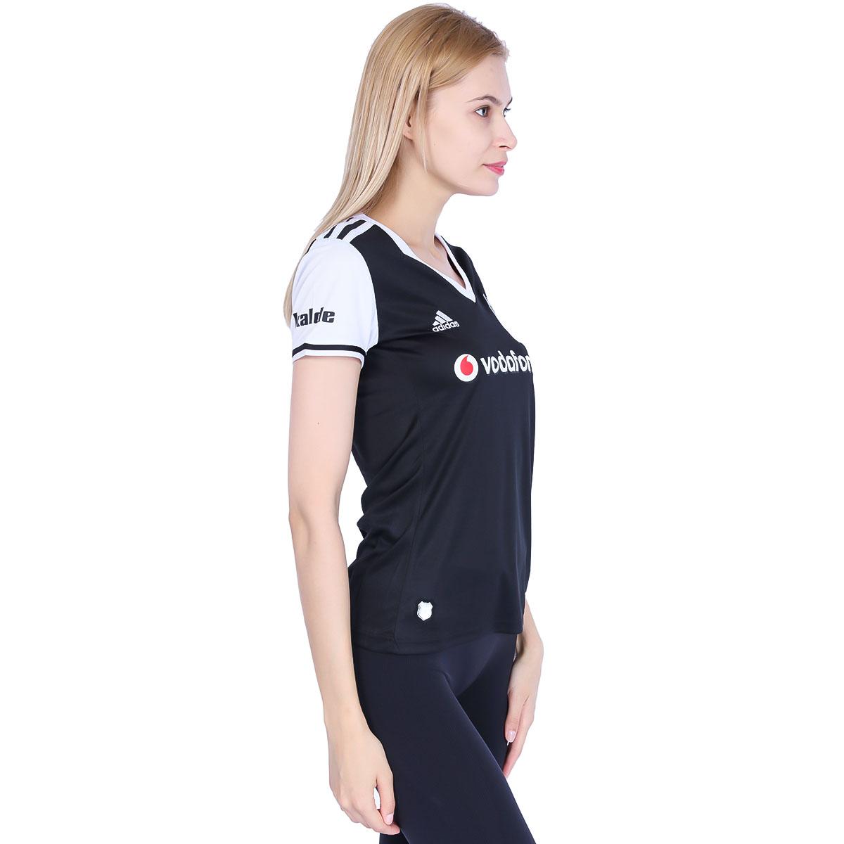 Beşiktaş Kadın Siyah Deplasman Forması