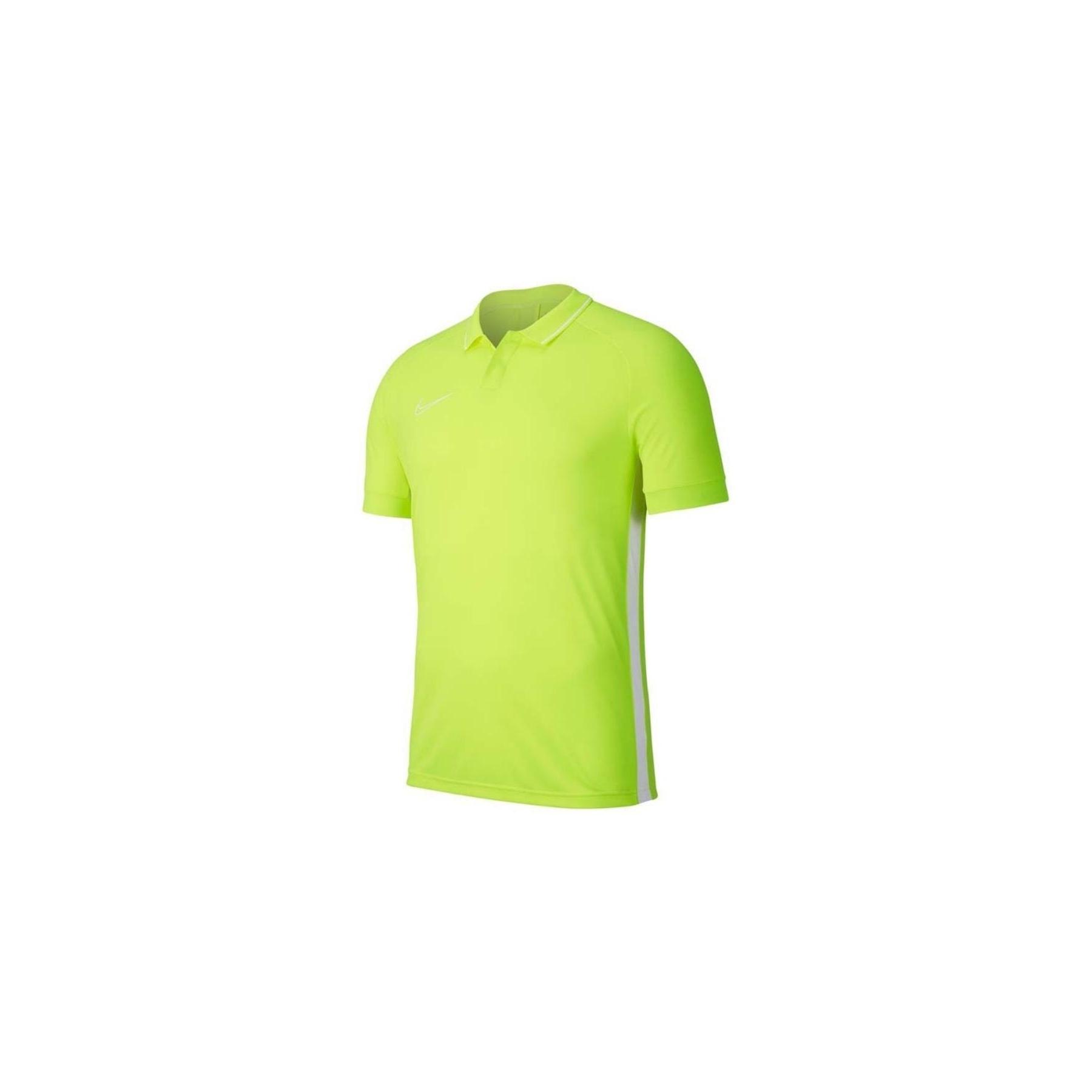 Dry Academy 19 Erkek Sarı Polo Tişört (BQ1496-702)