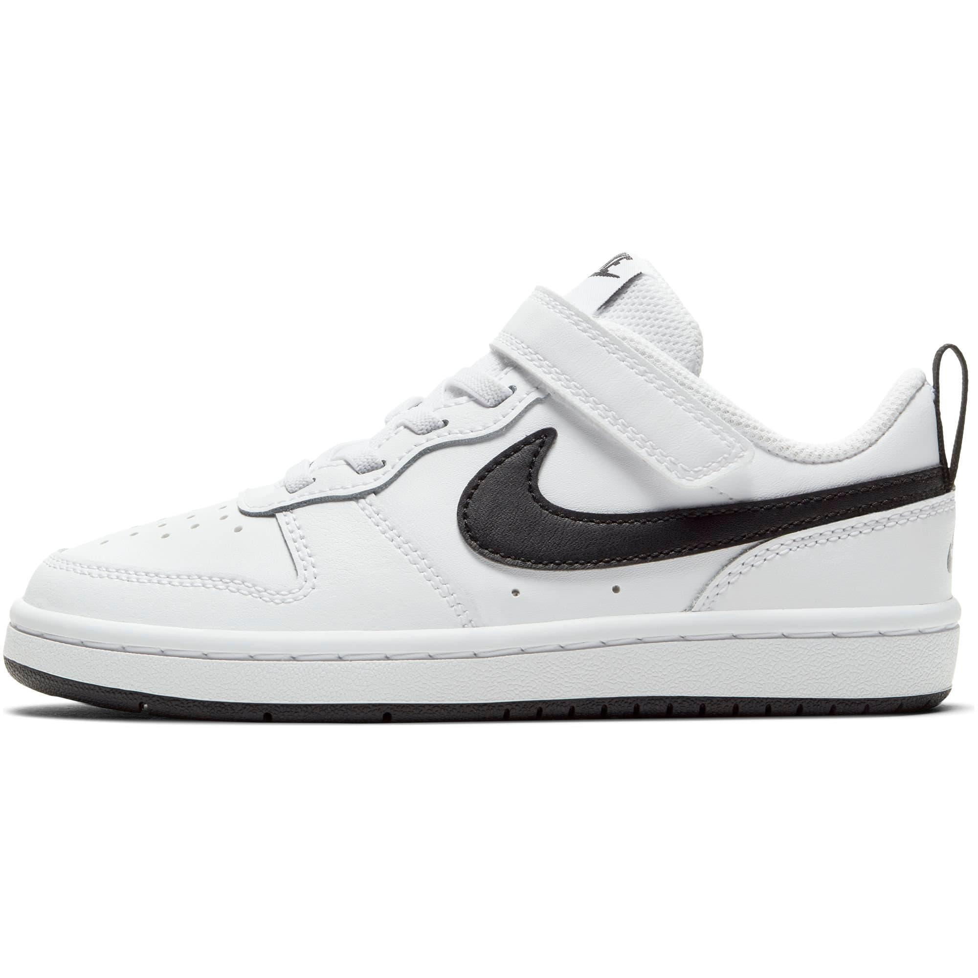 Court Borough Low 2 Çocuk Beyaz Spor Ayakkabı (BQ5451-104)