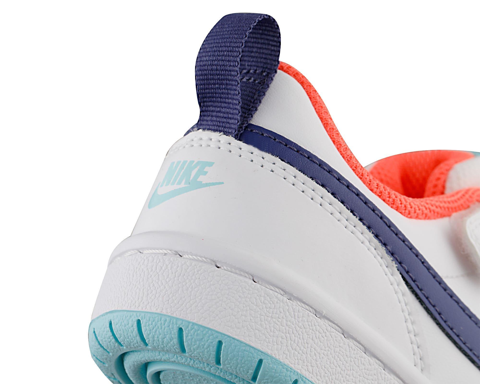Court Borough Low 2 Çocuk Beyaz Spor Ayakkabı (BQ5451-112)