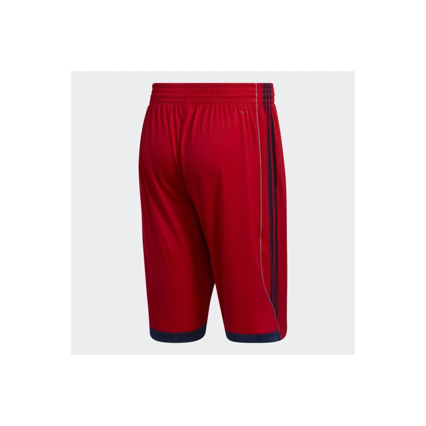 3G Speed Erkek Kırmızı Spor Şort (BQ9874)