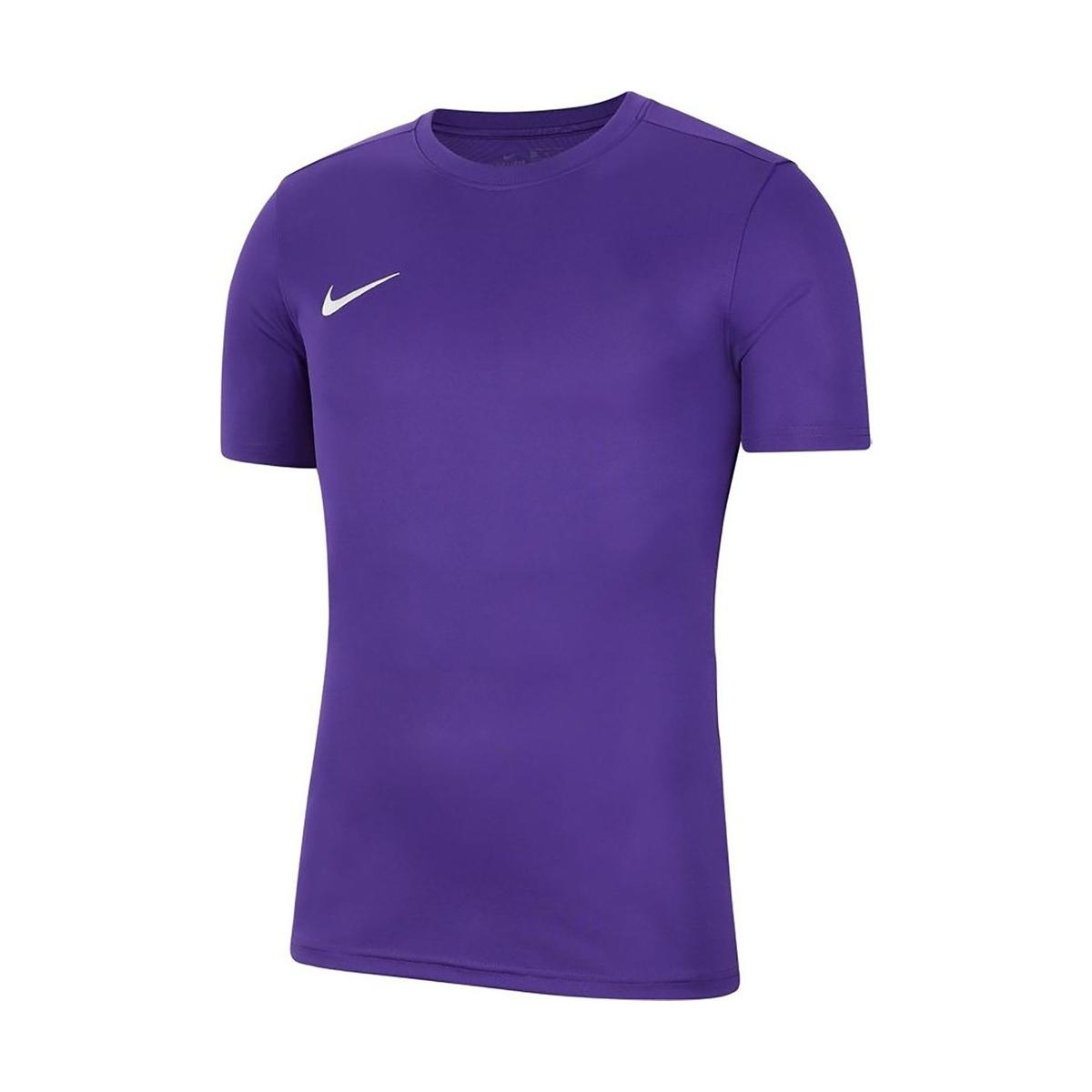Dri-Fit Park VII Erkek Mor Futbol Forma (BV6708-547)