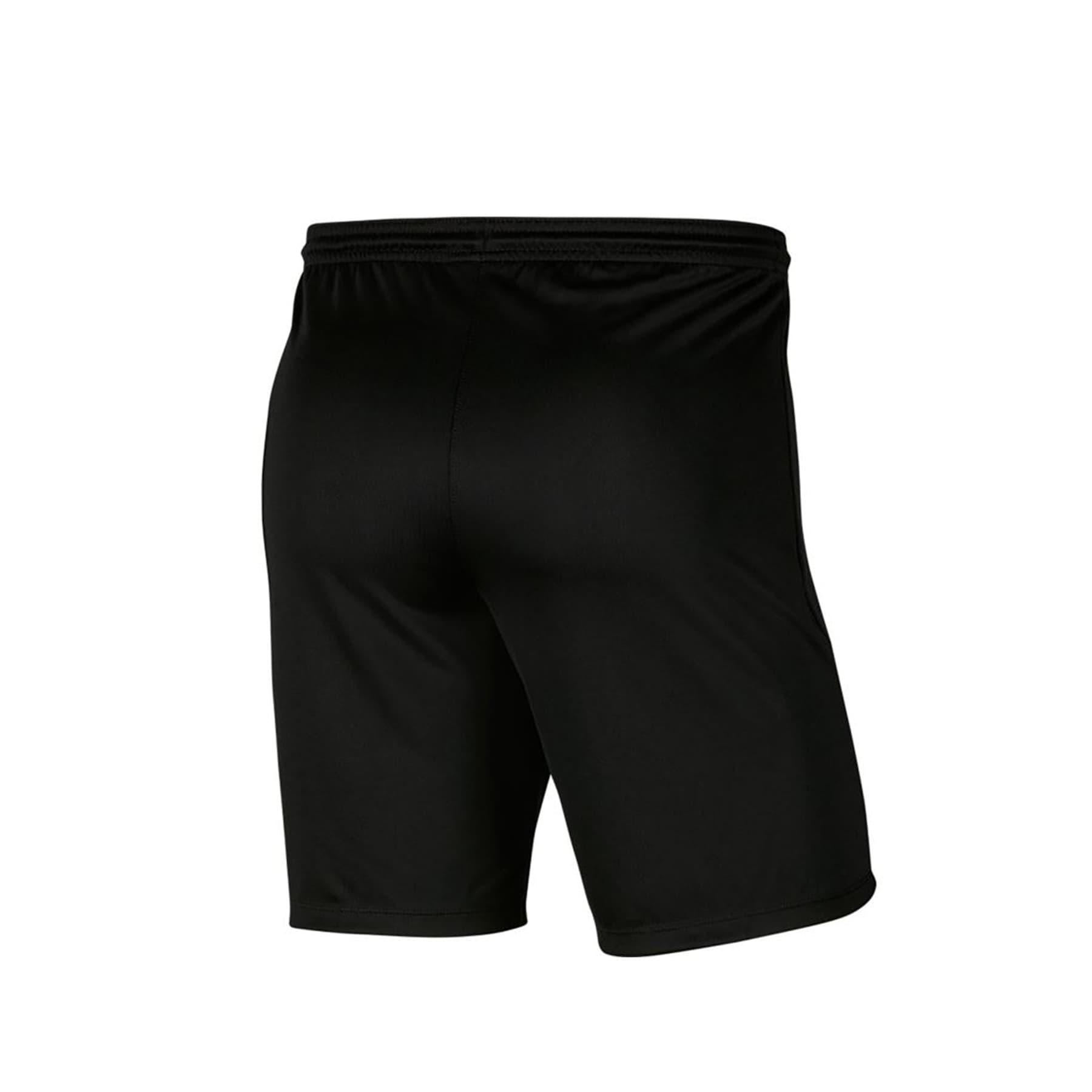 Dri-Fit Park III Erkek Siyah Spor Şort (BV6855-010)
