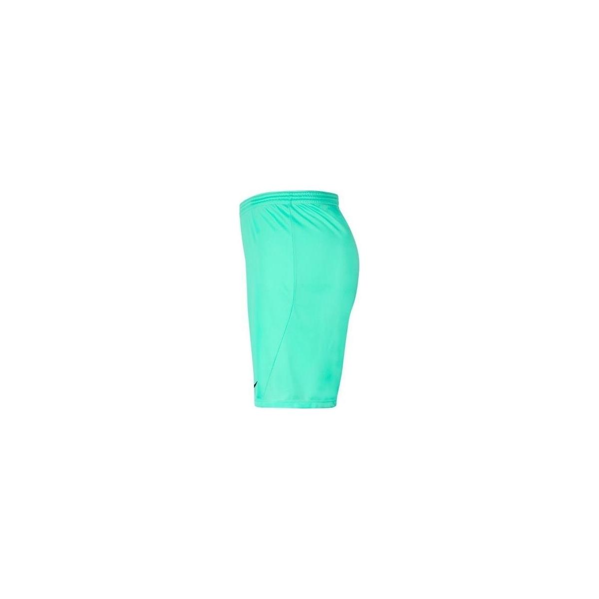 Dri-Fit Park III Erkek Yeşil Spor Şort (BV6855-354)
