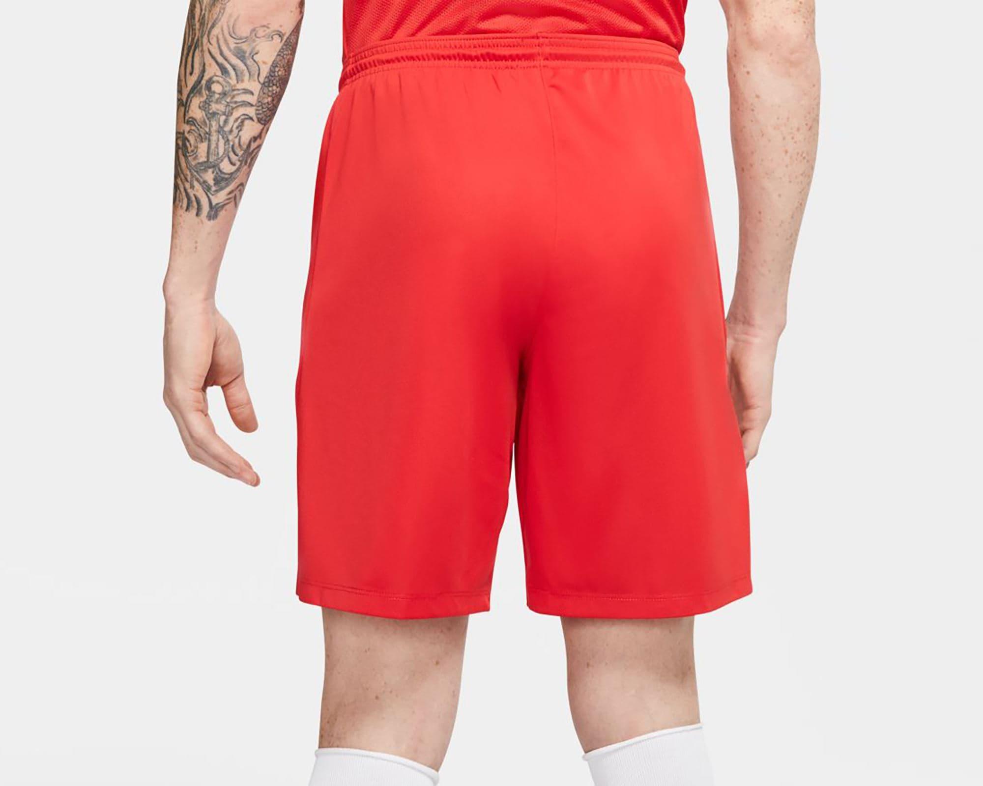Dri-Fit Park III Erkek Kırmızı Futbol Şortu (BV6855-657)