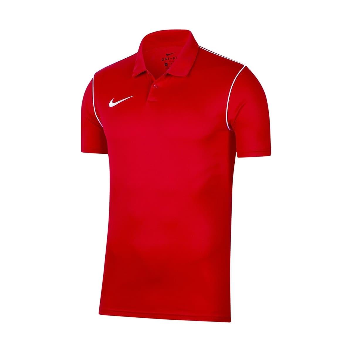 Dri-Fit Park 20 Erkek Kırmızı Polo Tişört (BV6879-657)