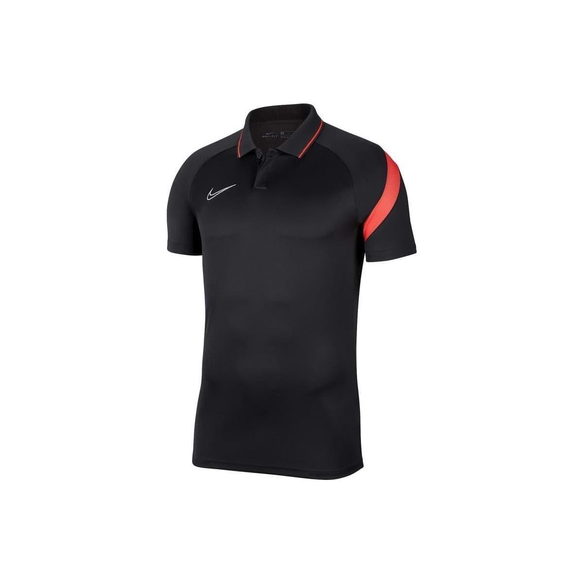 Dri-Fit Academy Pro Erkek Siyah Polo Tişört (BV6922-069)