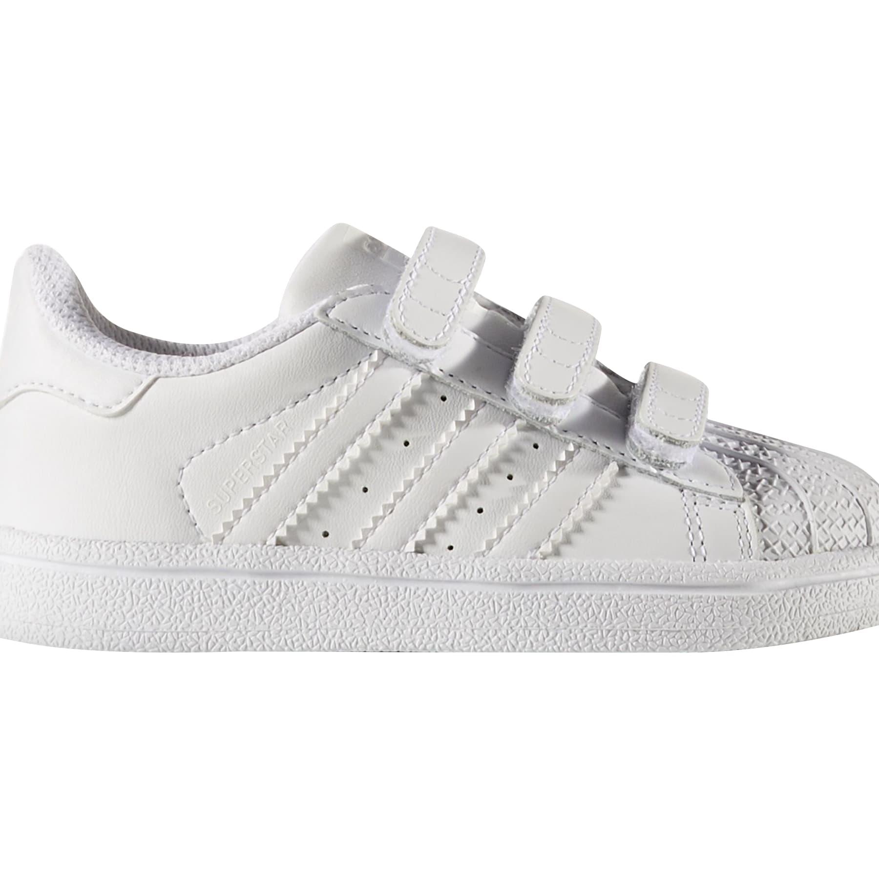 adidas Superstar CF Bebek Beyaz Spor