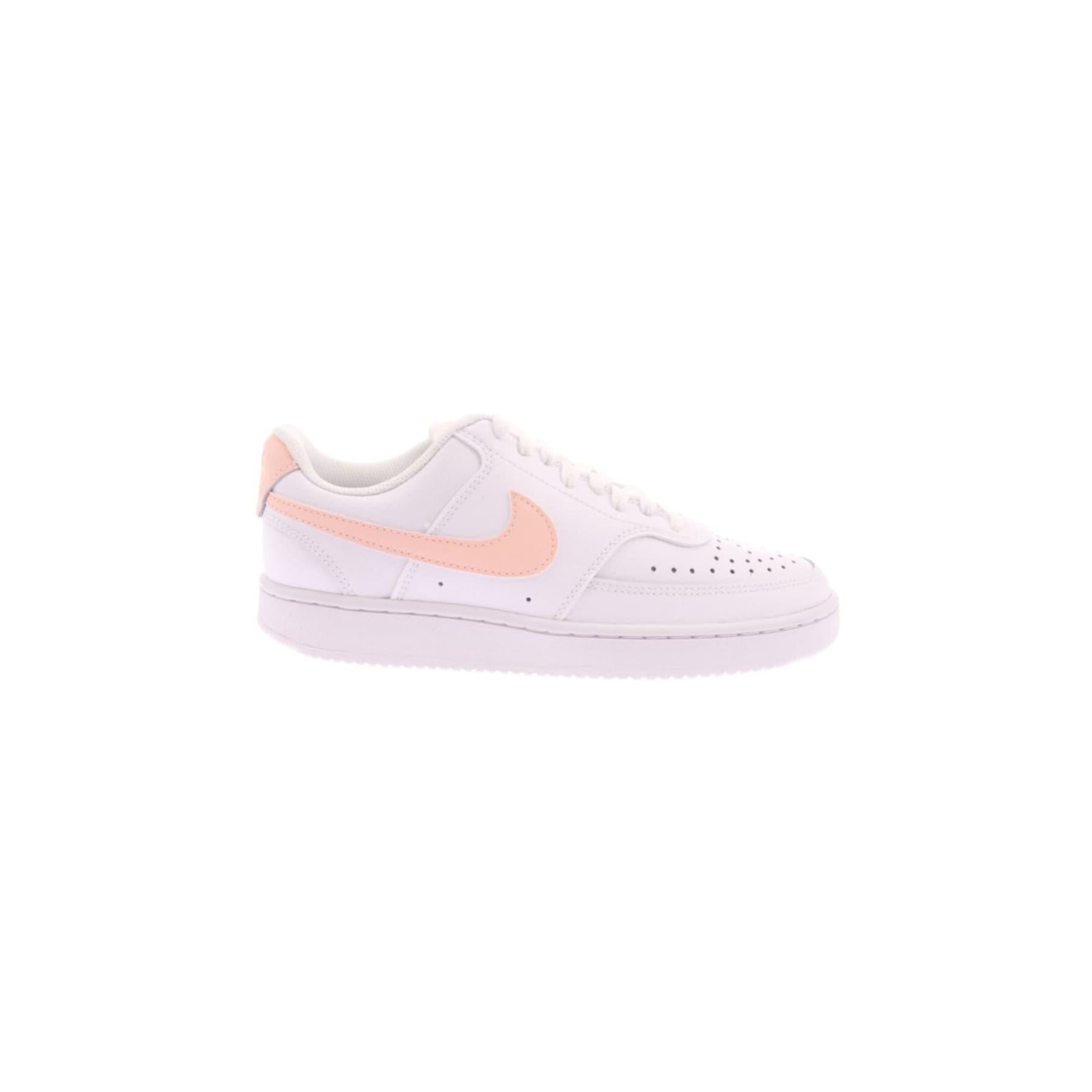 Court Vision Low Kadın Beyaz Spor Ayakkabı (CD5434-105)