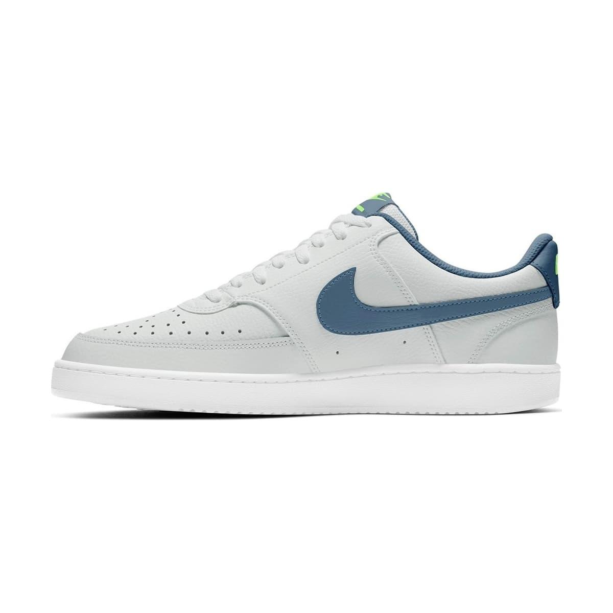 Court Vision Lo Erkek Beyaz Spor Ayakkabı (CD5463-005)