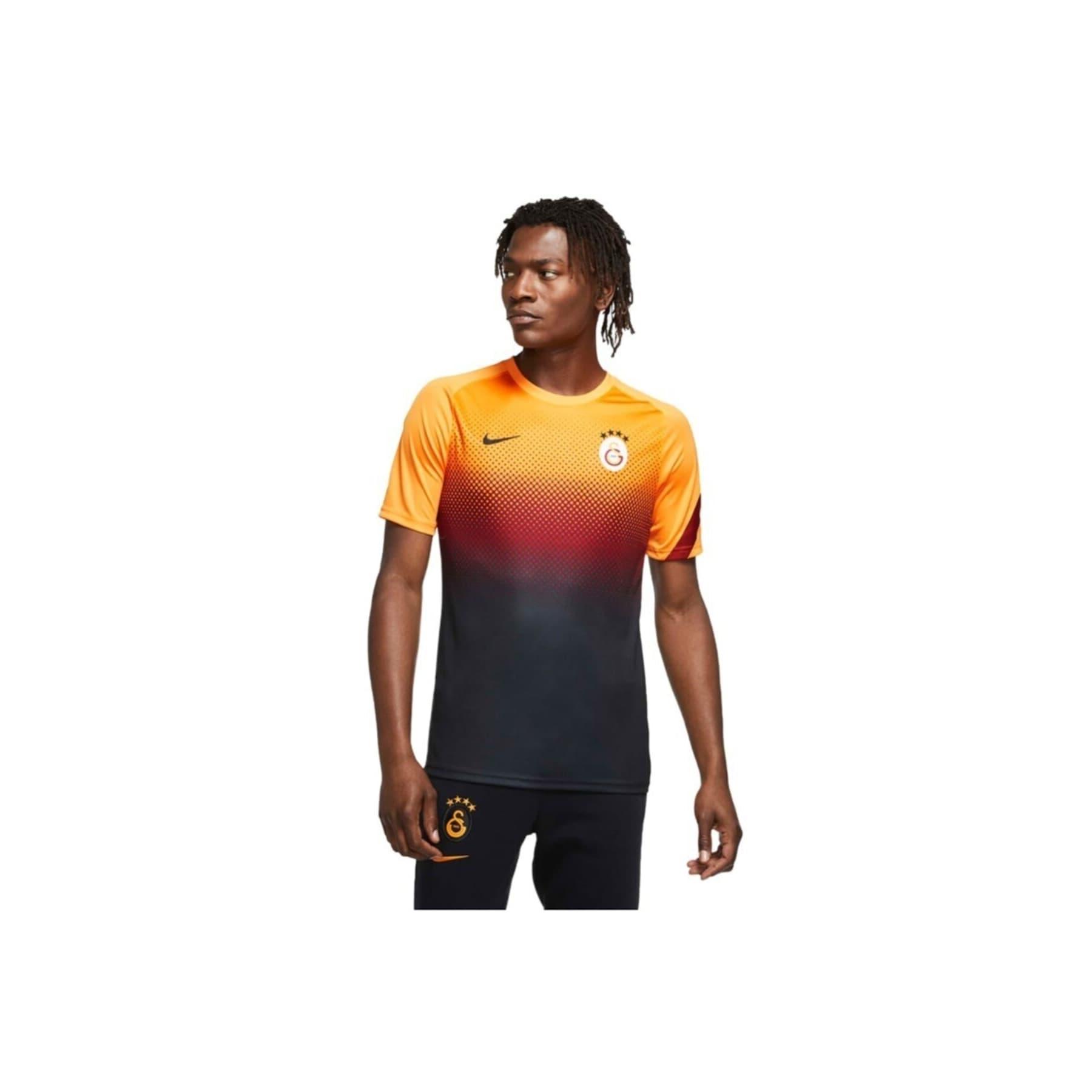 Galatasaray Kısa Kollu Erkek Futbol Forması (CD5813-836)