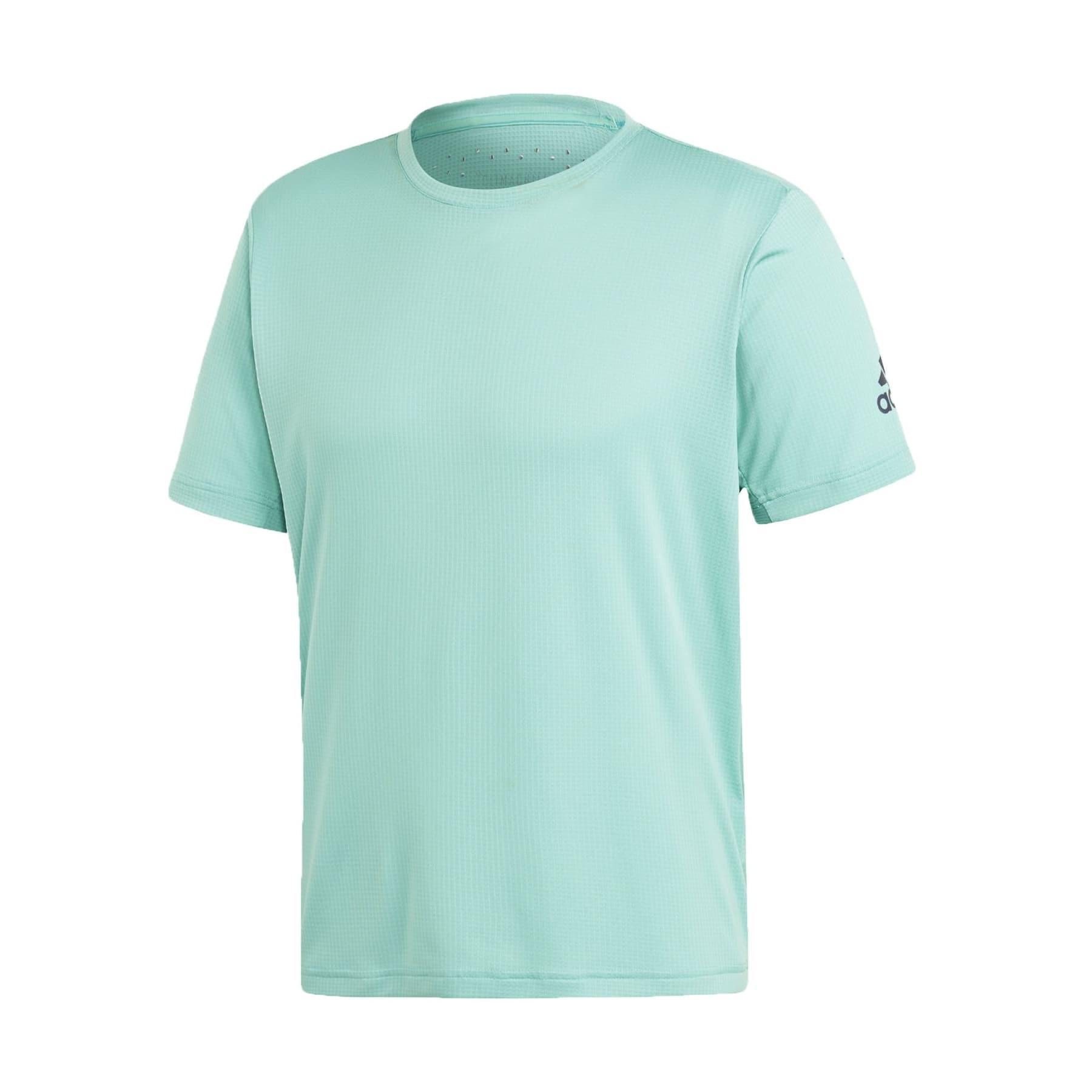 FreeLift Climachill Erkek Yeşil Spor Tişört (CE0820)
