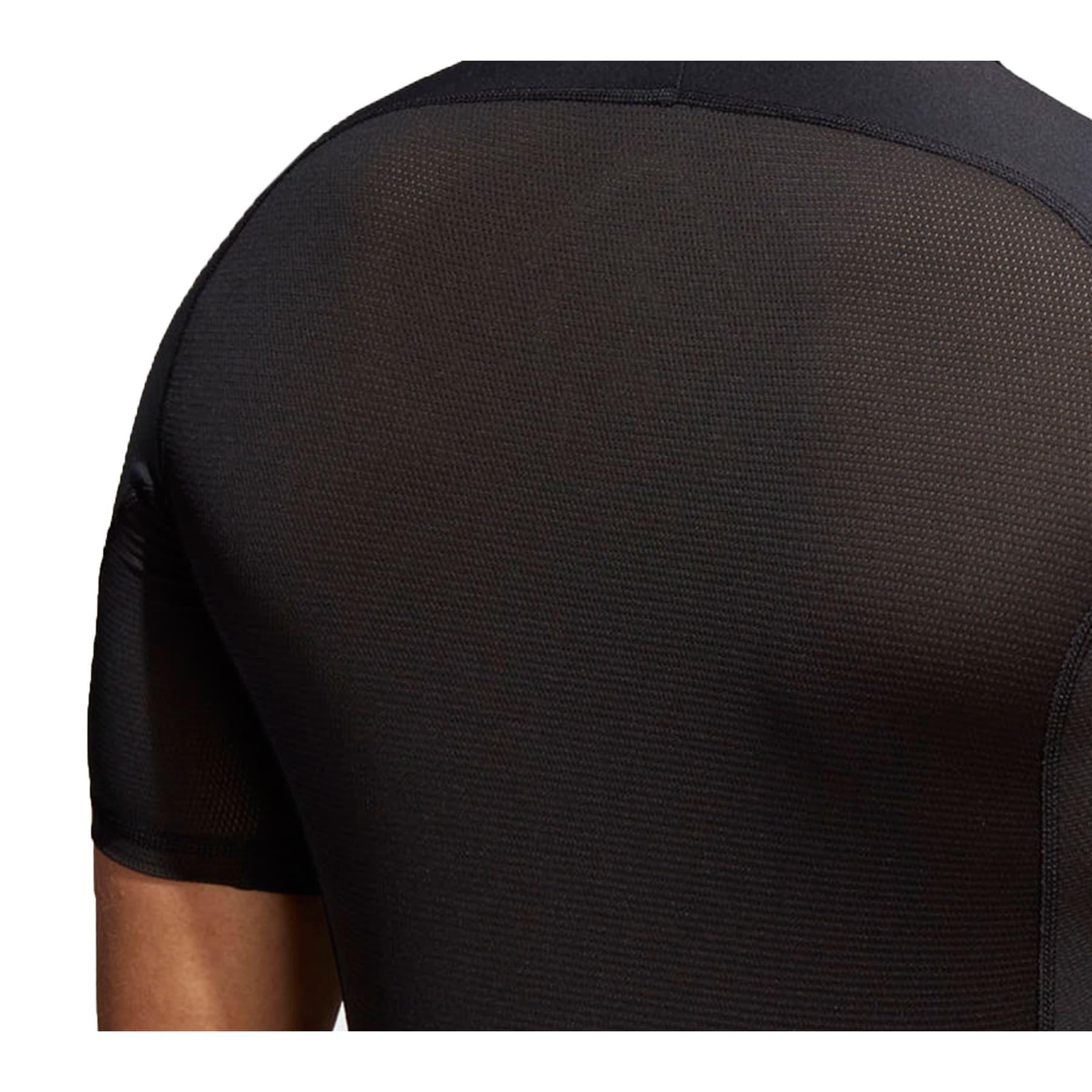 Alphaskin Erkek Siyah Spor Tişört