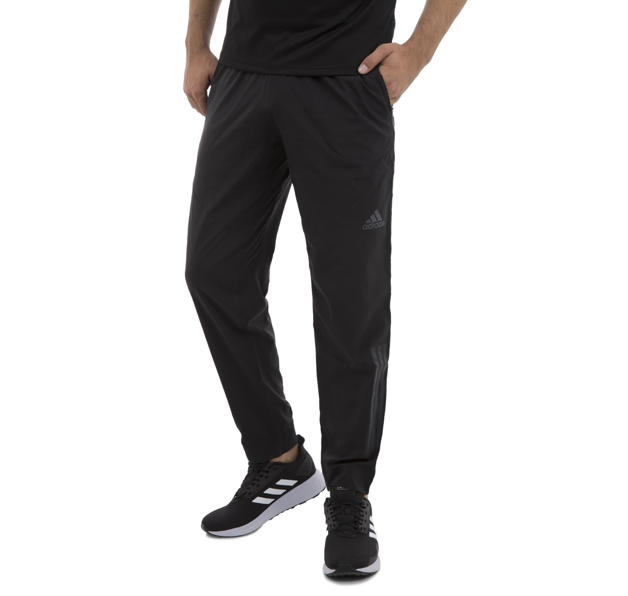 Climacool Workout Erkek Siyah Eşofman Altı (CG1506)
