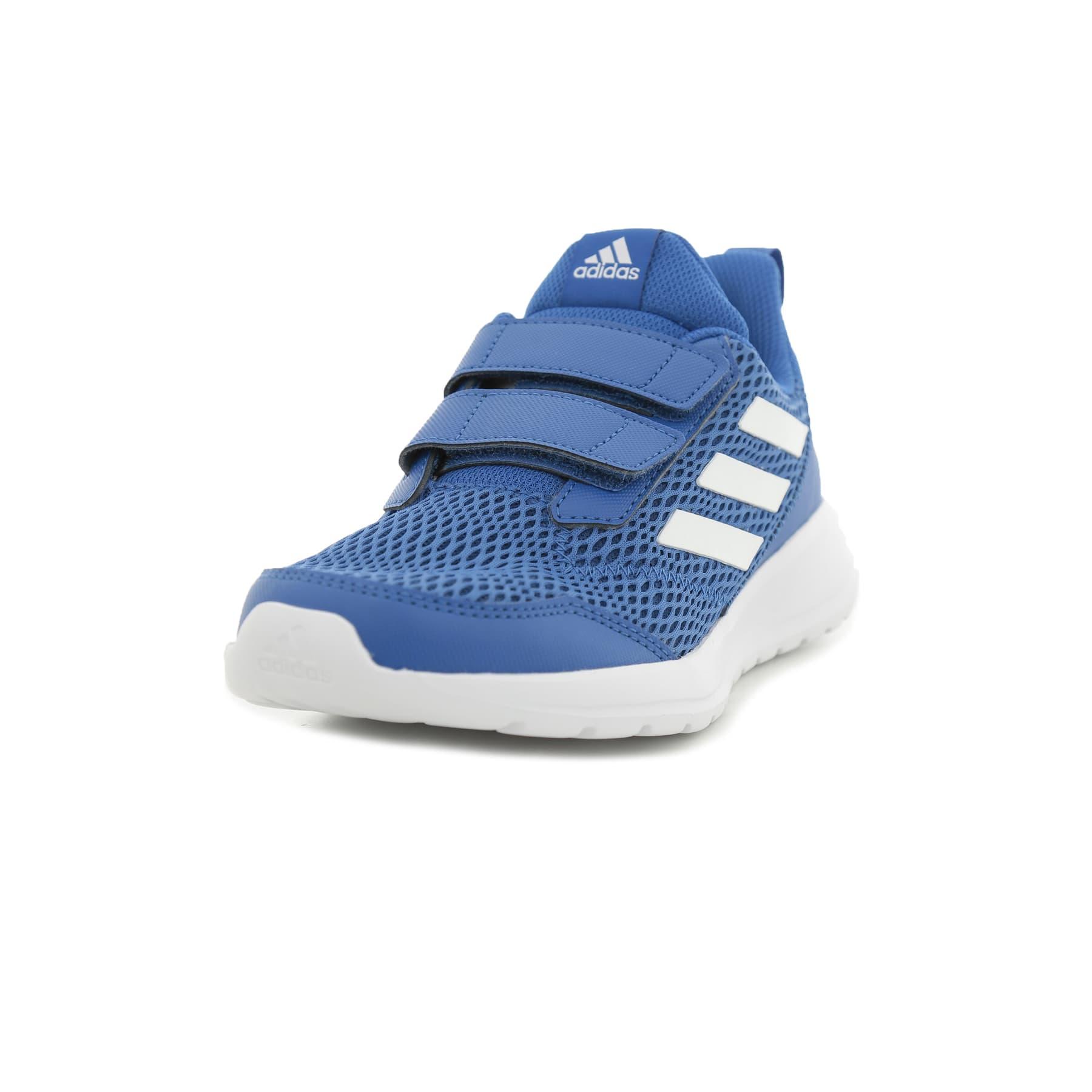 AltaRun CF Çocuk Mavi Cırt Cırtlı Spor Ayakkabısı