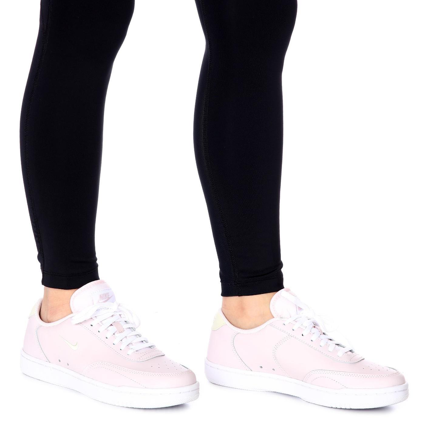 Court Vintage Kadın Pembe Spor Ayakkabı (CJ1676-600)