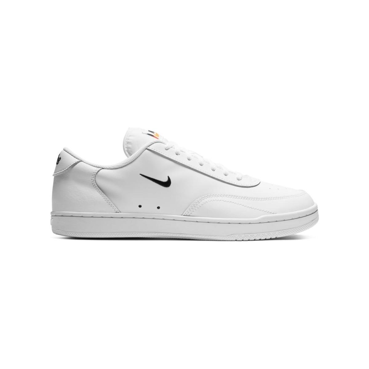 Court Vintage Erkek Beyaz Spor Ayakkabı (CJ1679-101)