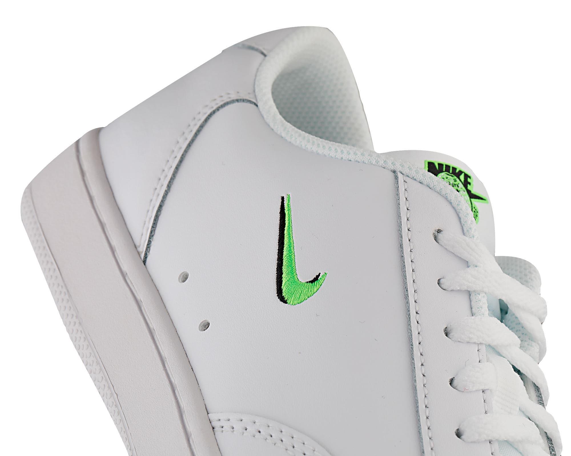 Court Vintage Erkek Beyaz Sneaker Ayakkabı (CJ1679-102)