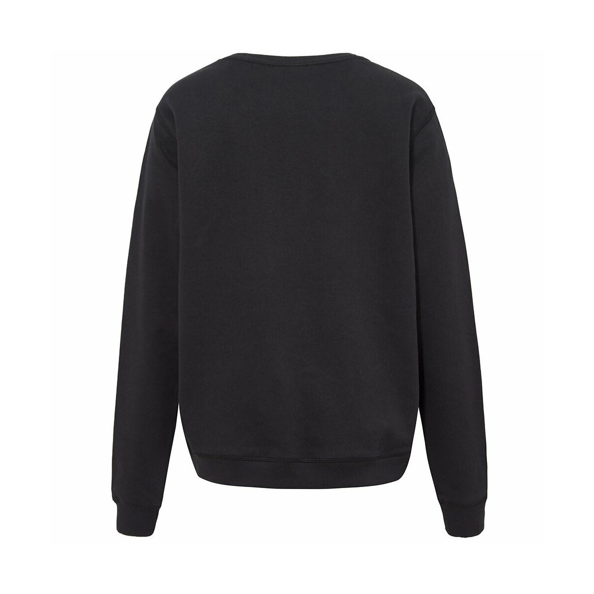 Csc W Bugasweat Kadın Siyah Sweatshirt