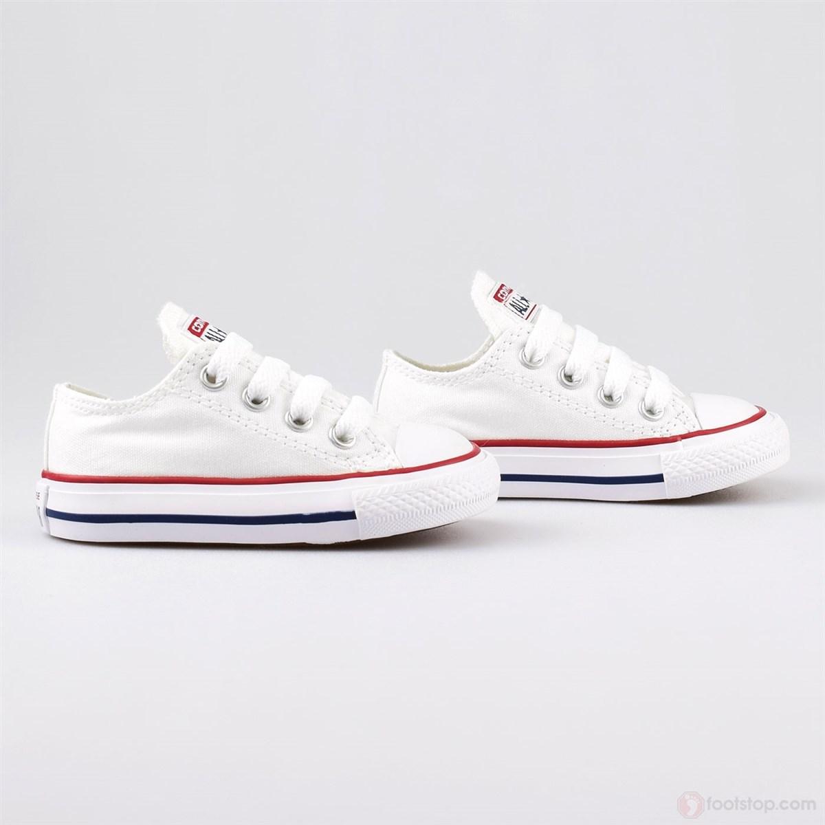Chuck Taylor All Star Beyaz Spor Ayakkabı