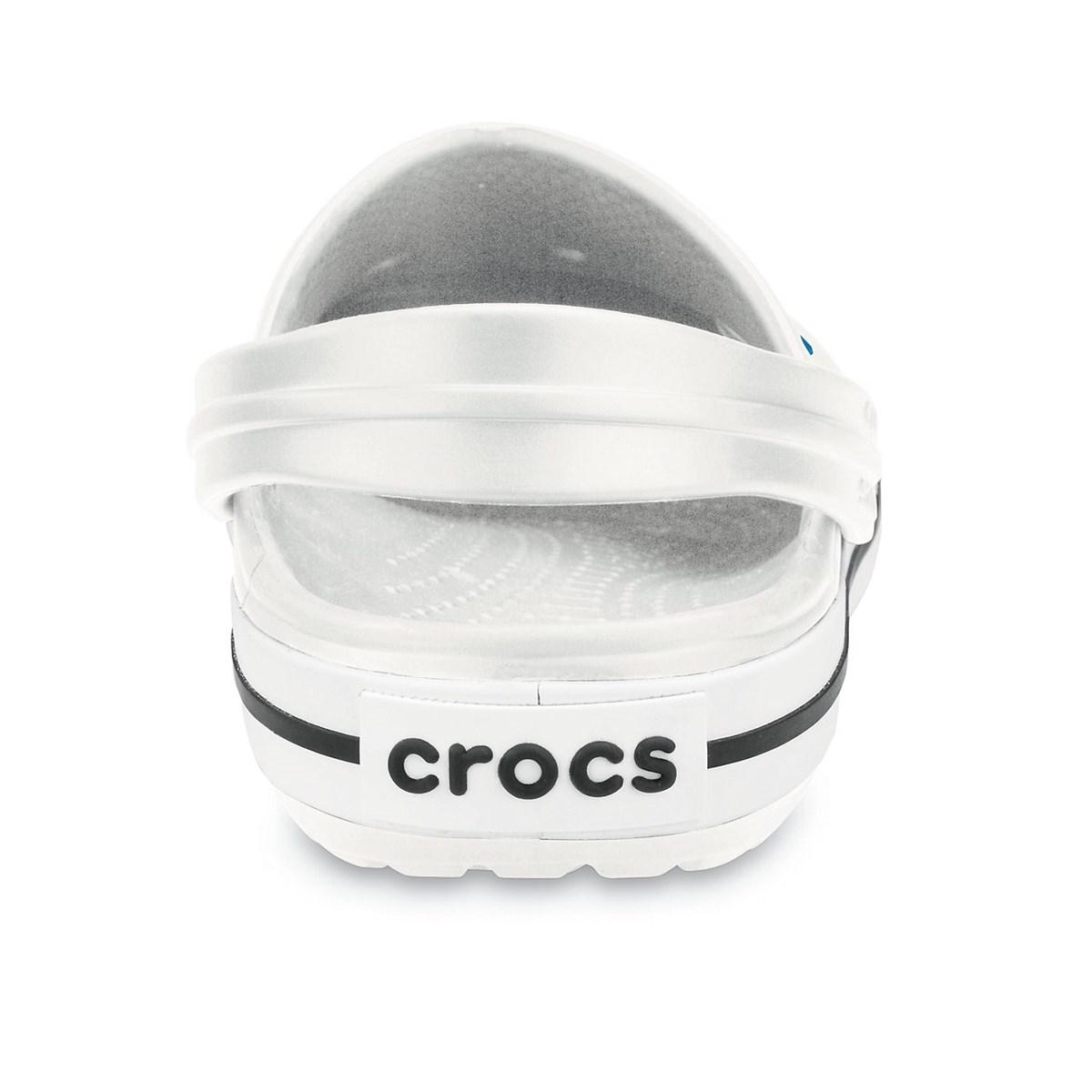 Crocband Beyaz Sandalet Terlik