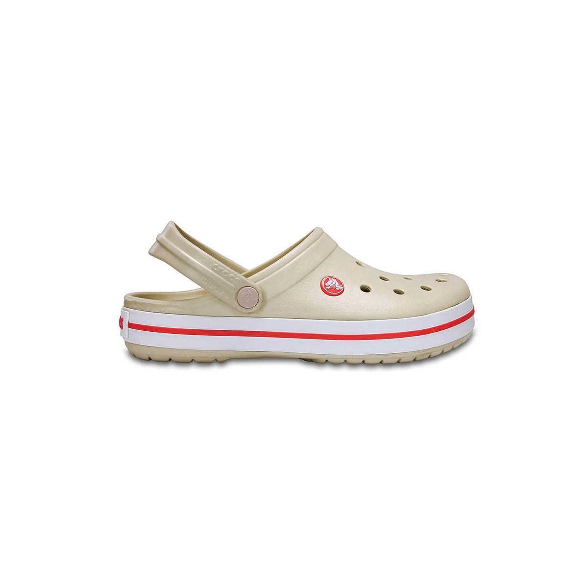 Crocs Crocband Kadın Krem Terlik (11016-1AS)