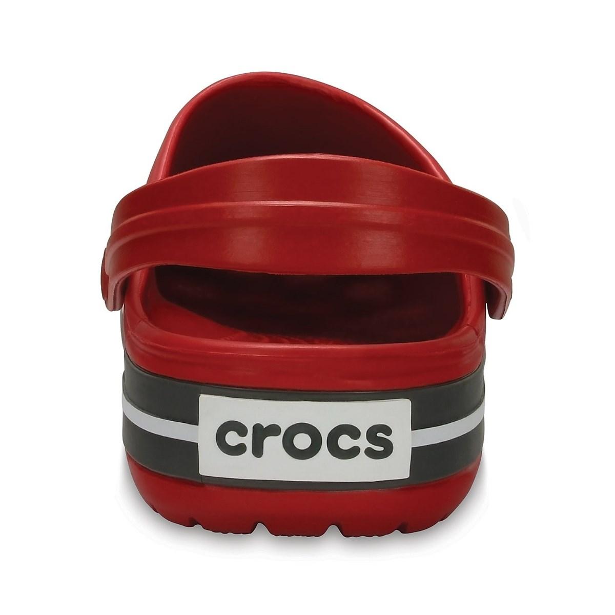 Crocband Unisex Kırmızı Terlik