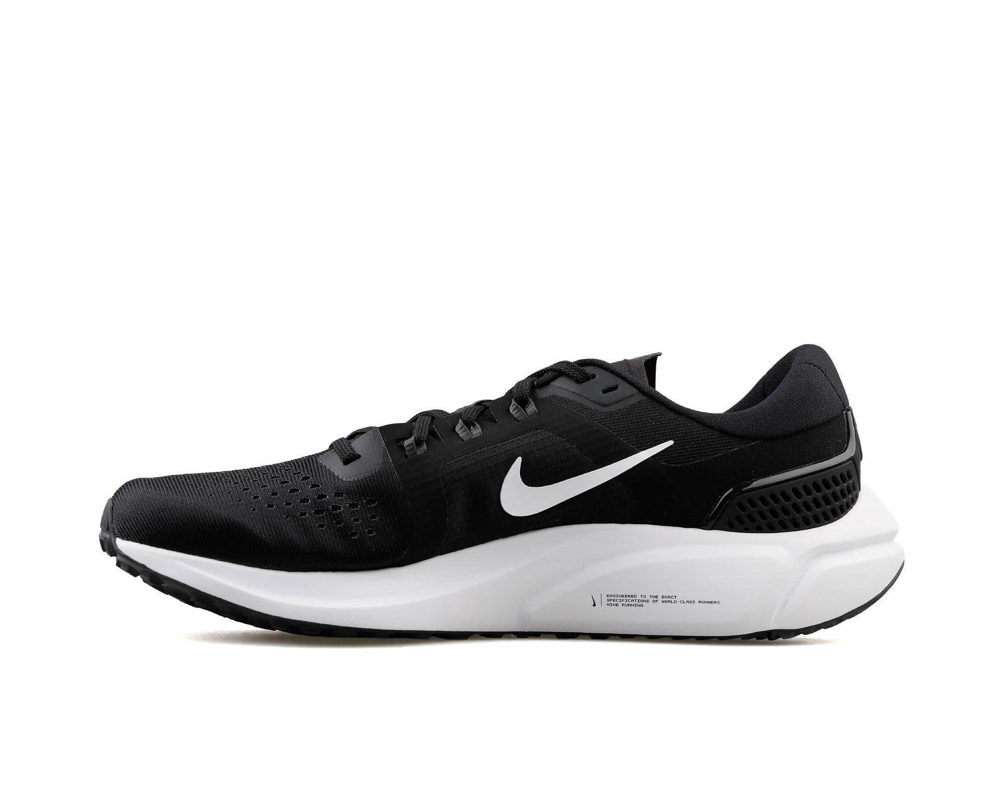 Air Zoom Vomero 15 Erkek Siyah Koşu Ayakkabı (CU1855-001)